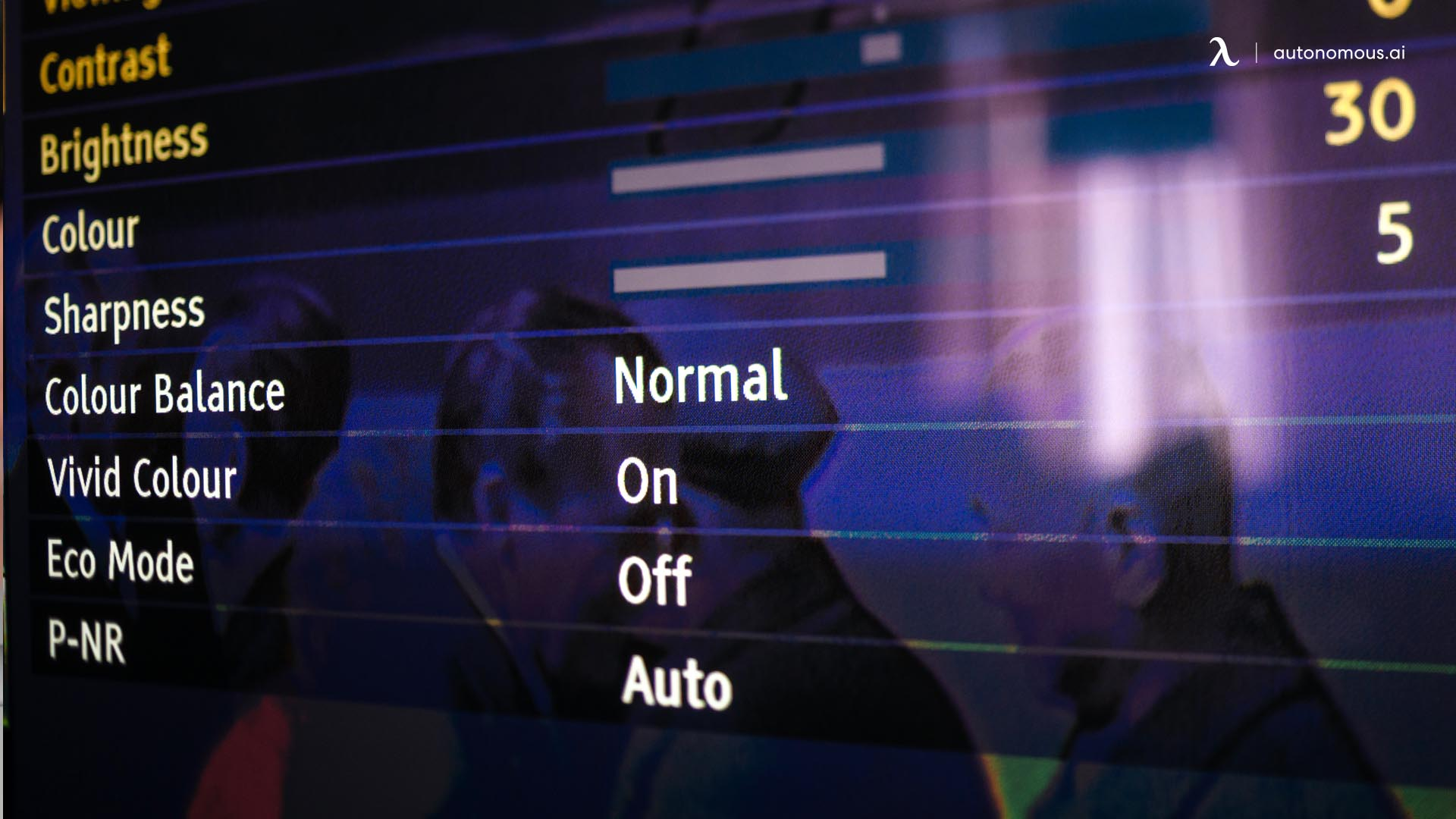adjust the display settings on your computer