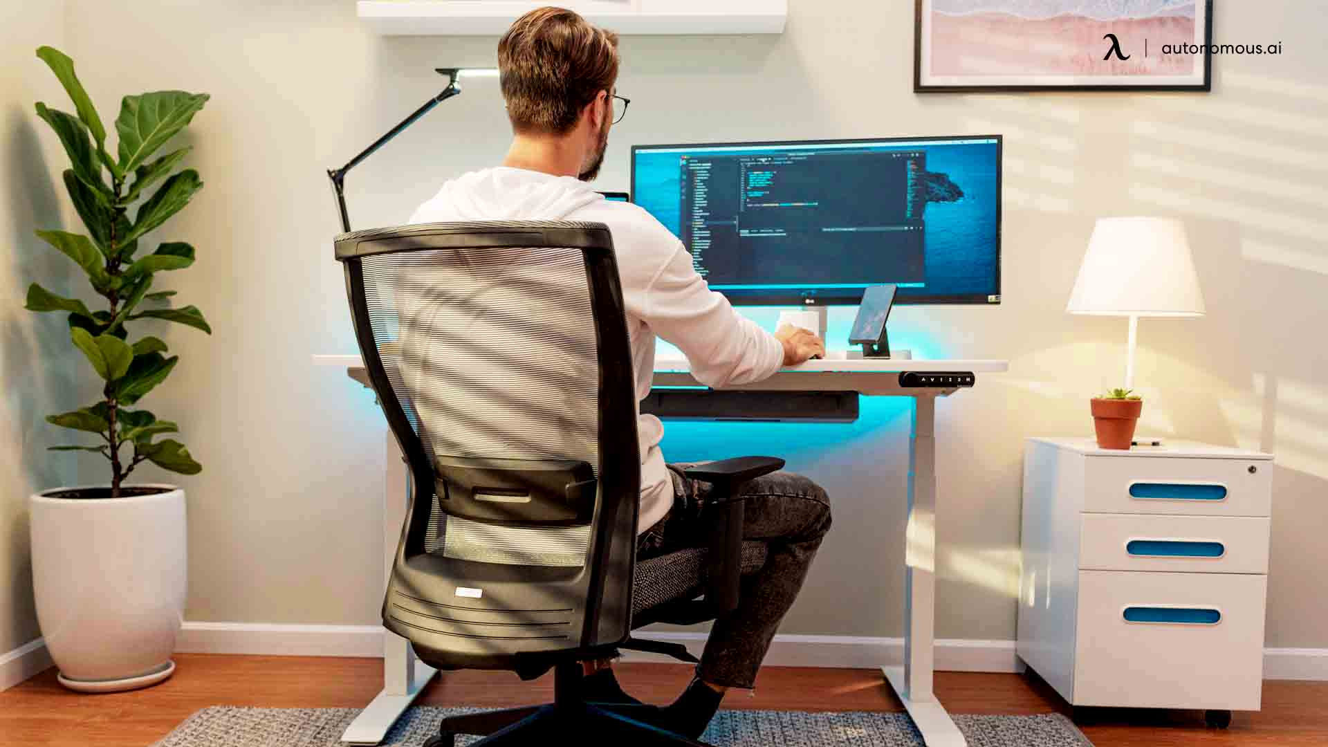 replicate the work at home