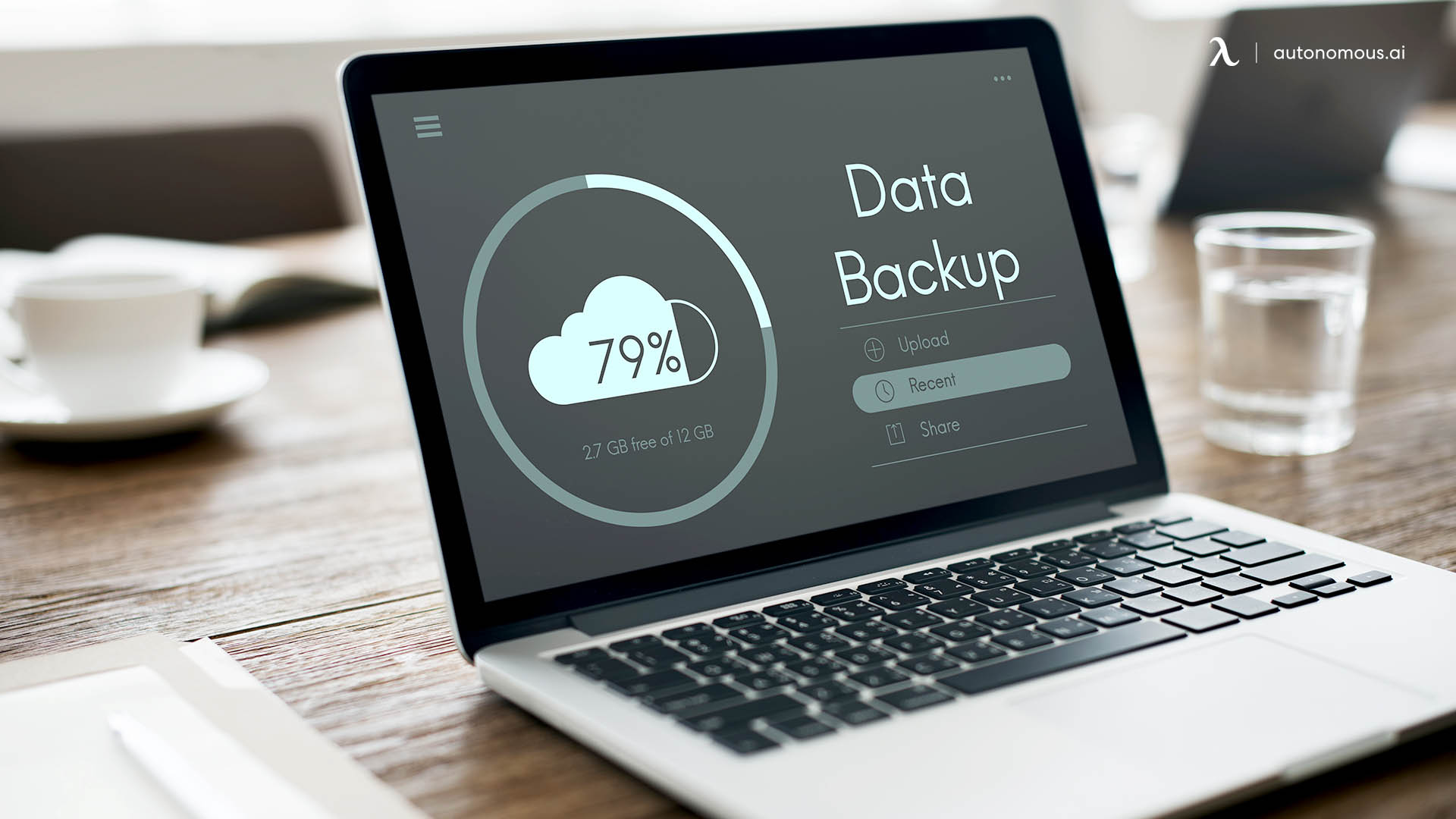 Using Cloud Filing and Storage