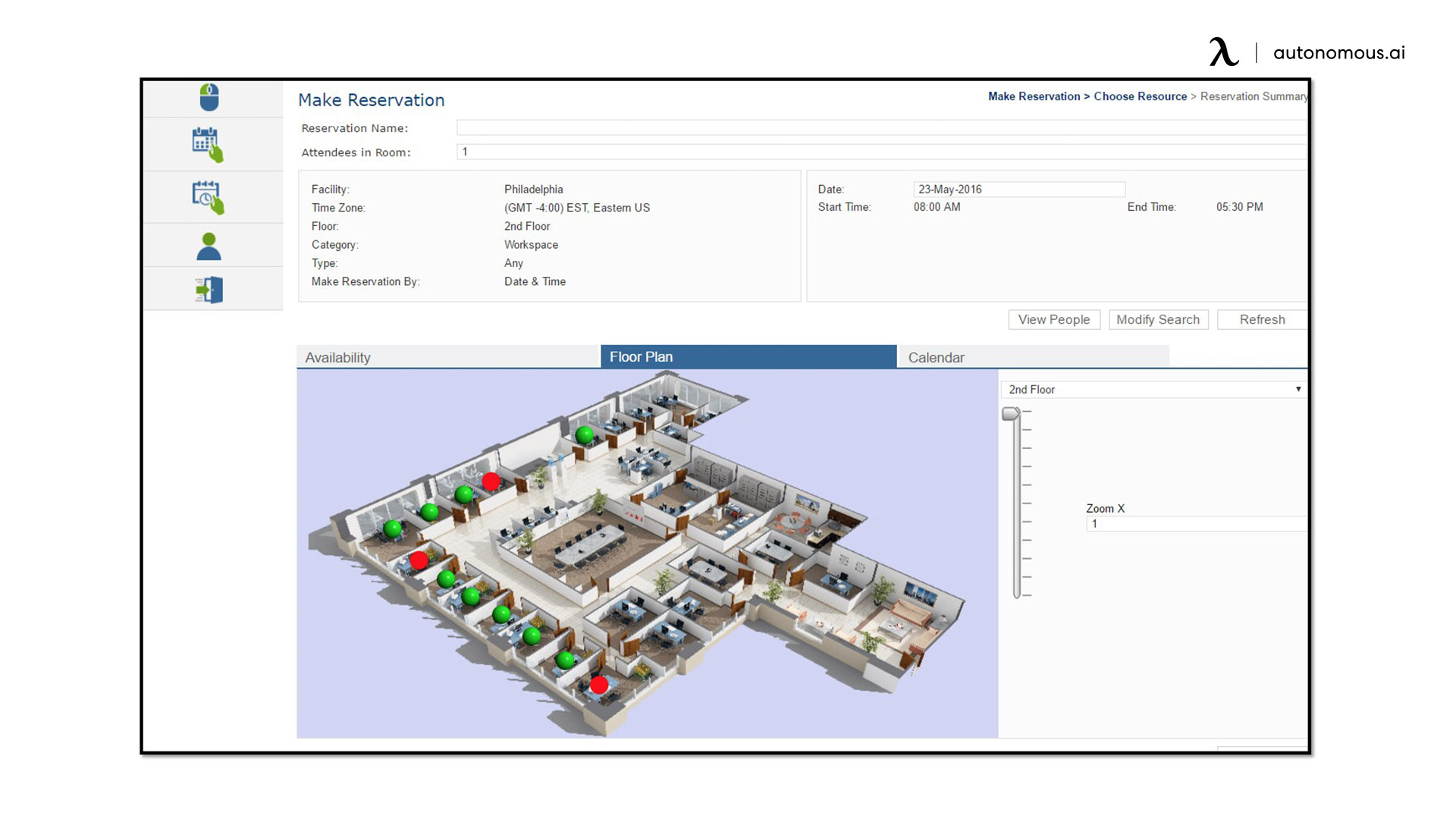 What is Hot Desking Software?