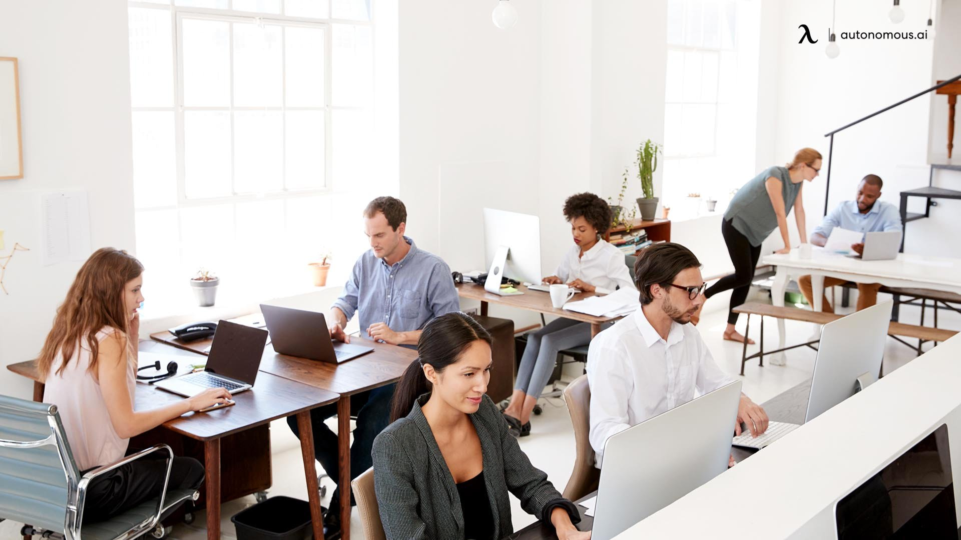 The Benefits of Hot Desking Booking Systems