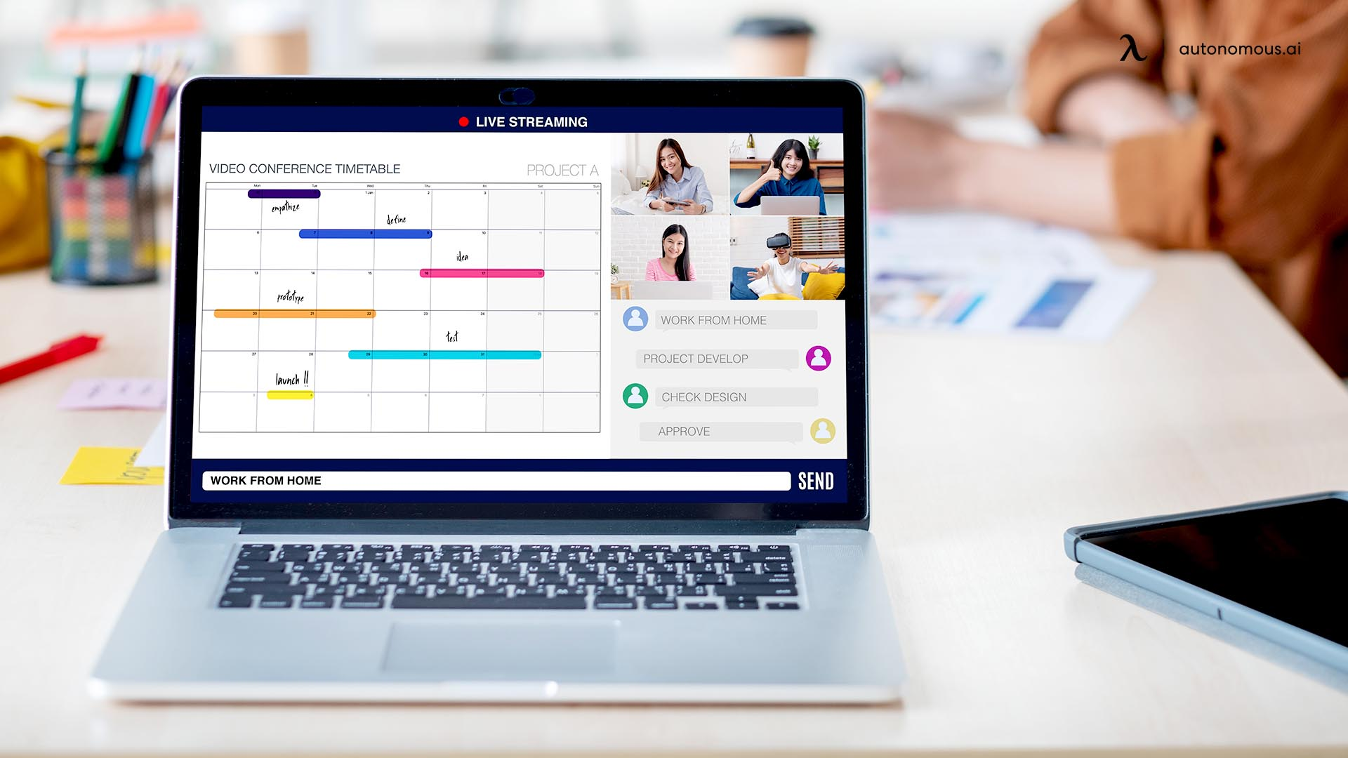 How to Monitor Employees Working from Home?