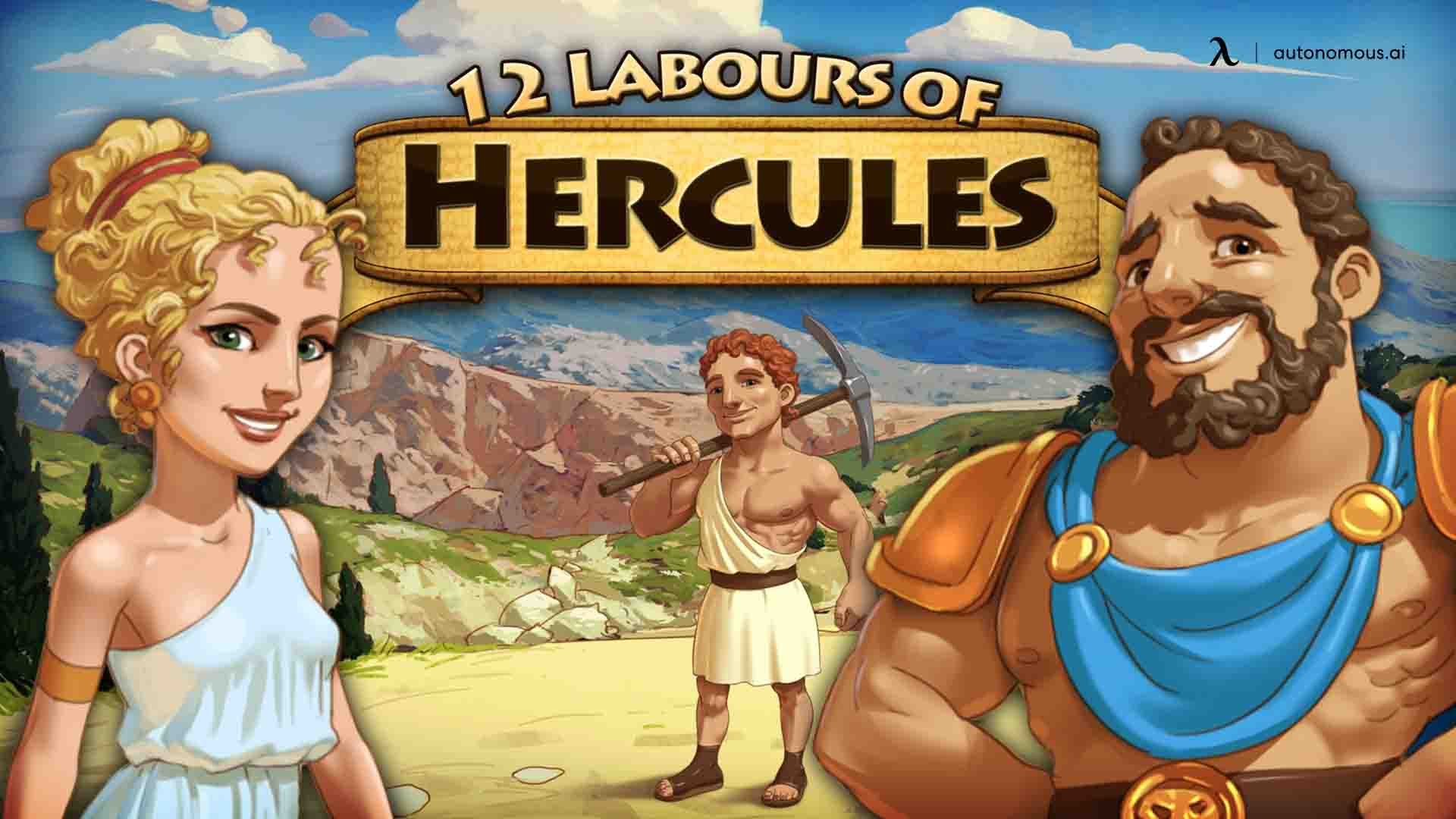 12 Labors of Hercules