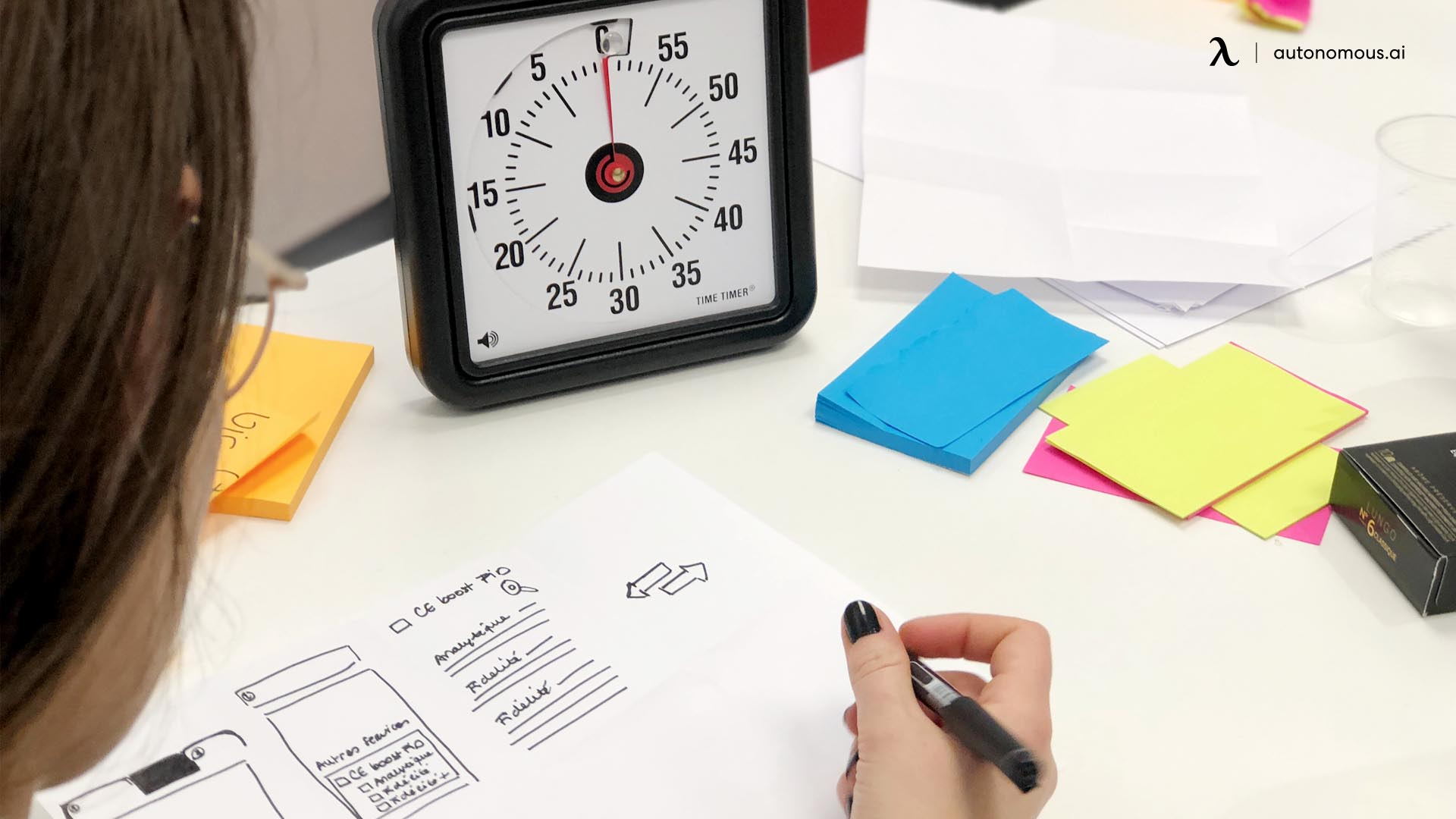 Do you use any time management tools?