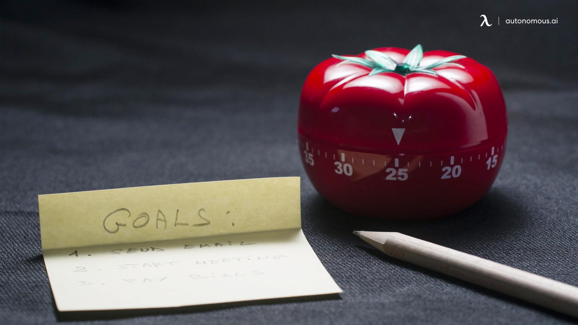 Use effective time management tools.
