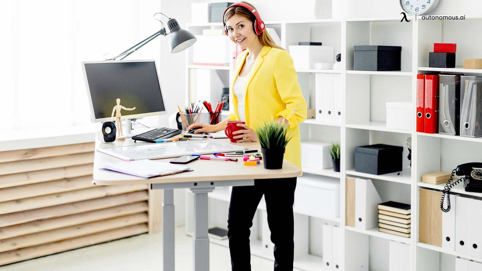 using ergonomic design principles