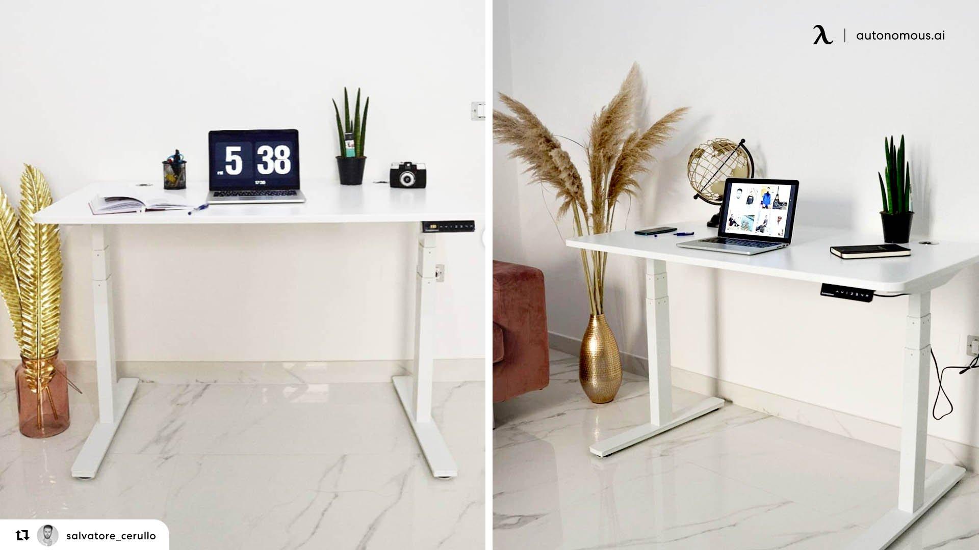 perfect ergonomic desk