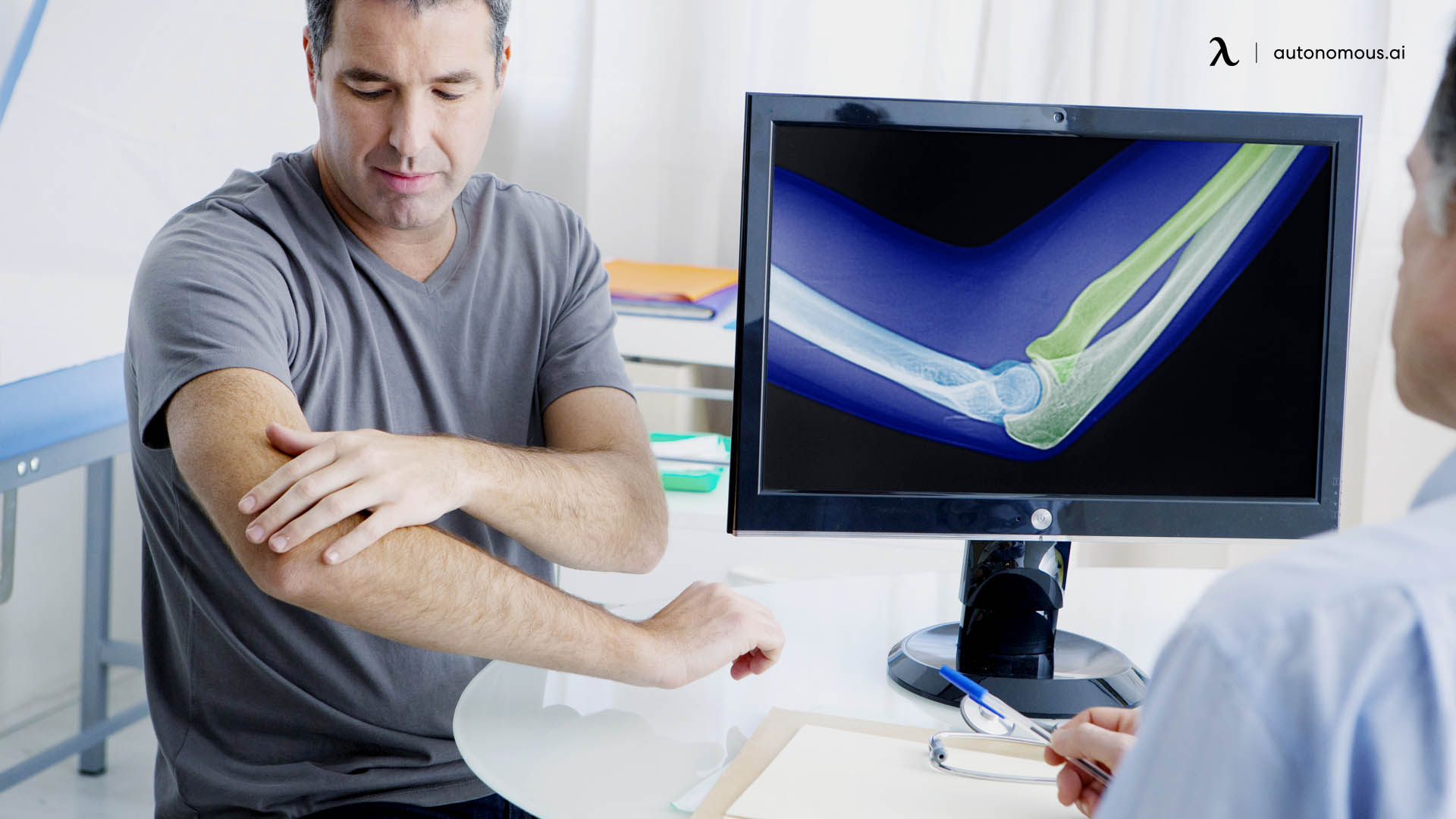 What is Computer Elbow Pain?