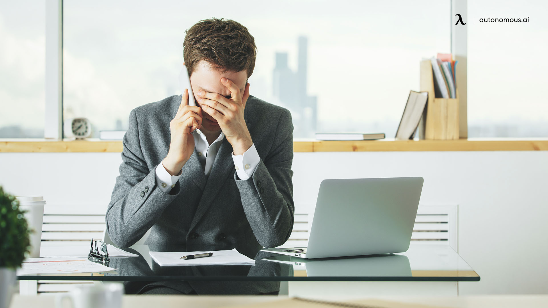 What is Phone Anxiety at Work?