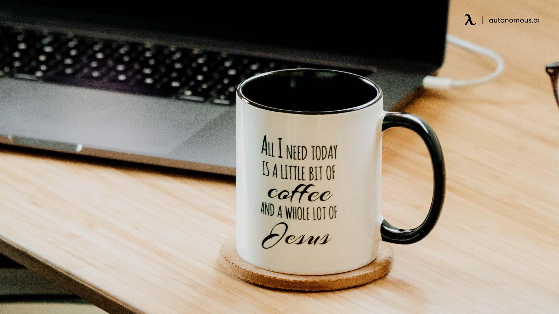 affirmation mug