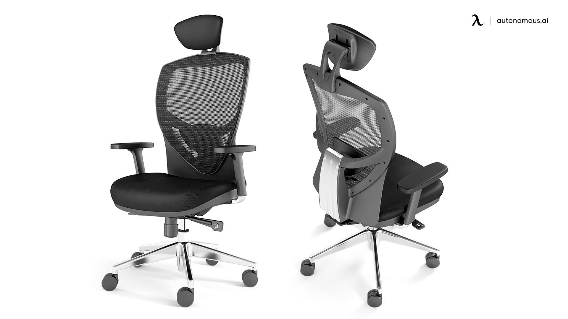 SYNCHRO Mesh Executive Ergonomic Desk Chair Australia