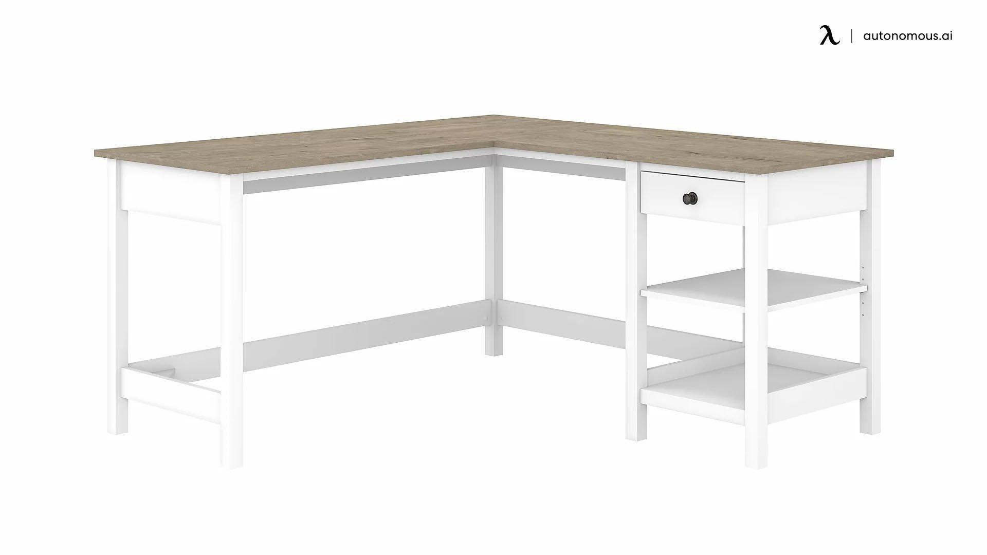 Rosecliff Heights Corner Standing Desk Frame