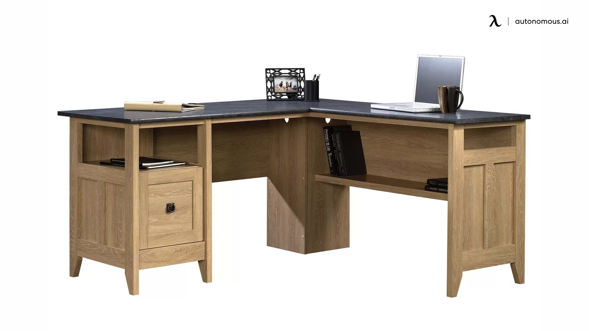 Mirabel Executive L-Shaped Desk Legs