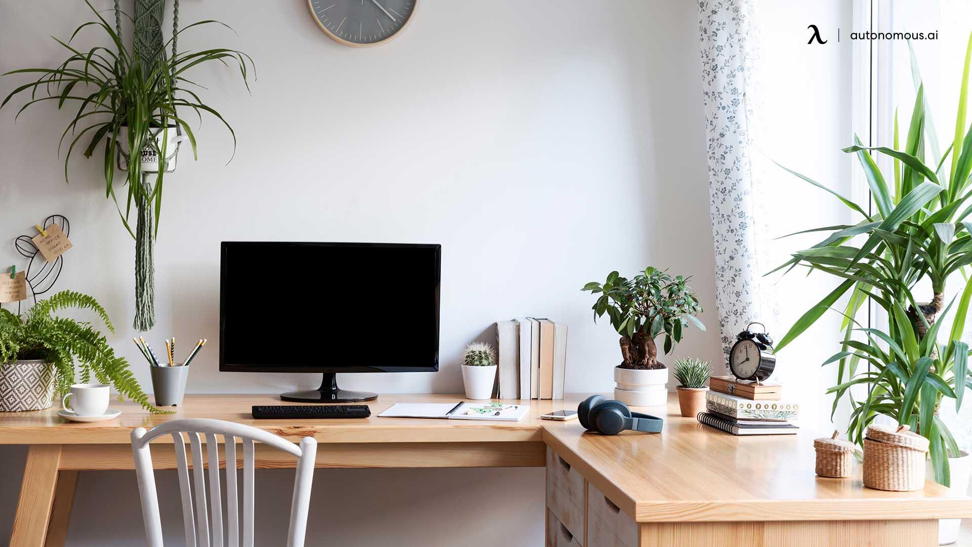 workspace green