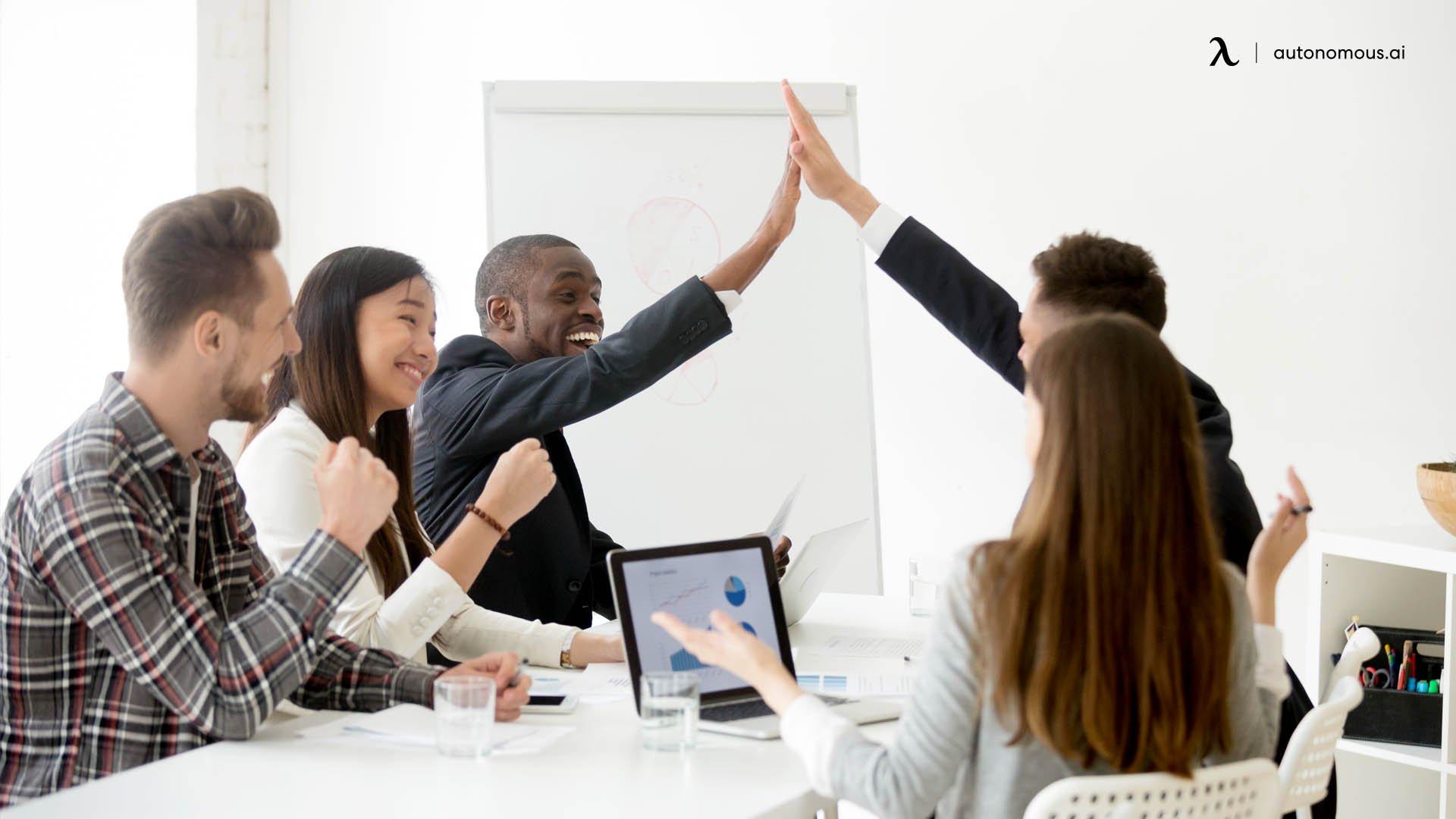 Other Employee Appreciation Ideas as Employee Motivation