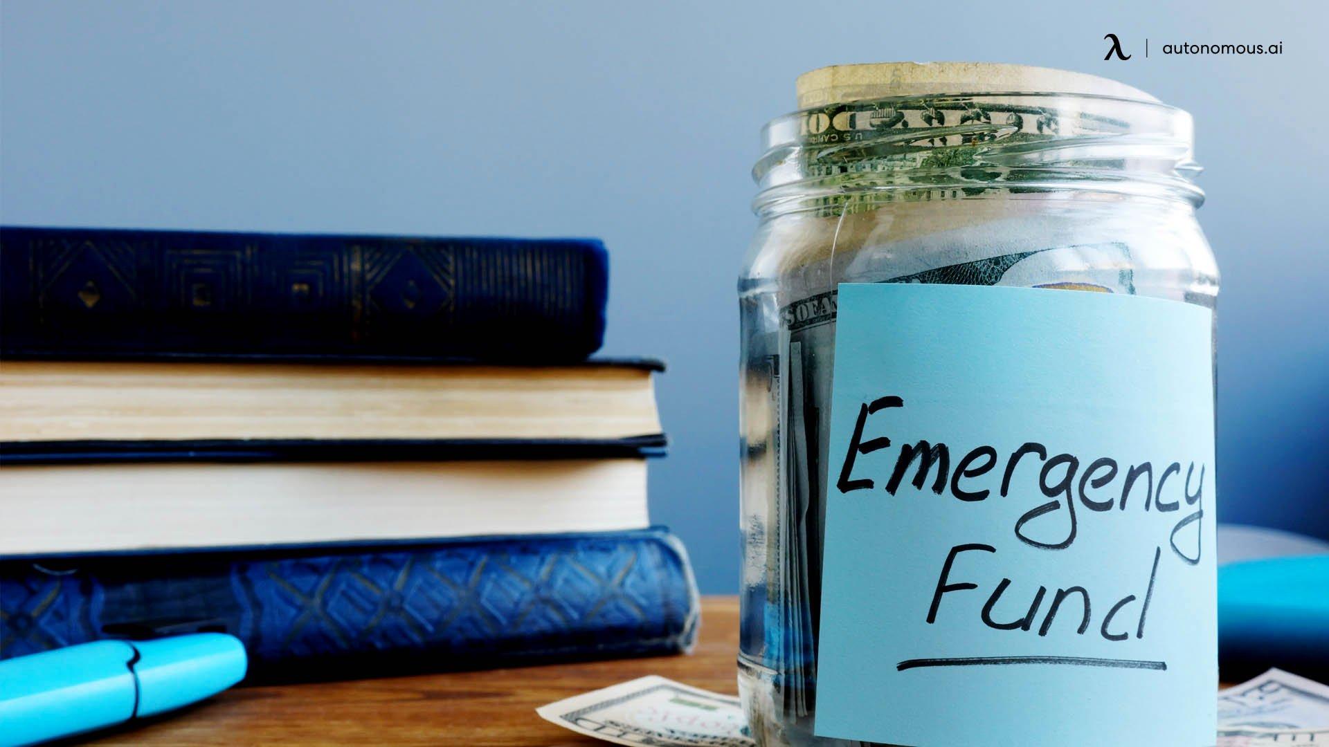 An Emergency Savings Fund