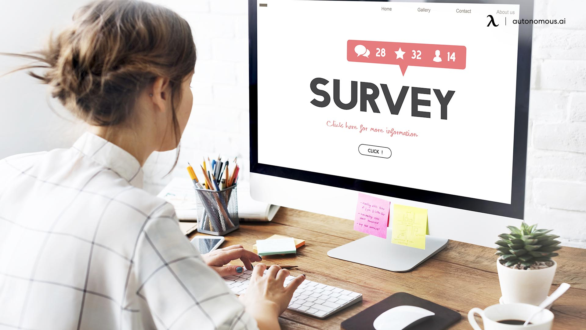 Things Your Survey Should Do