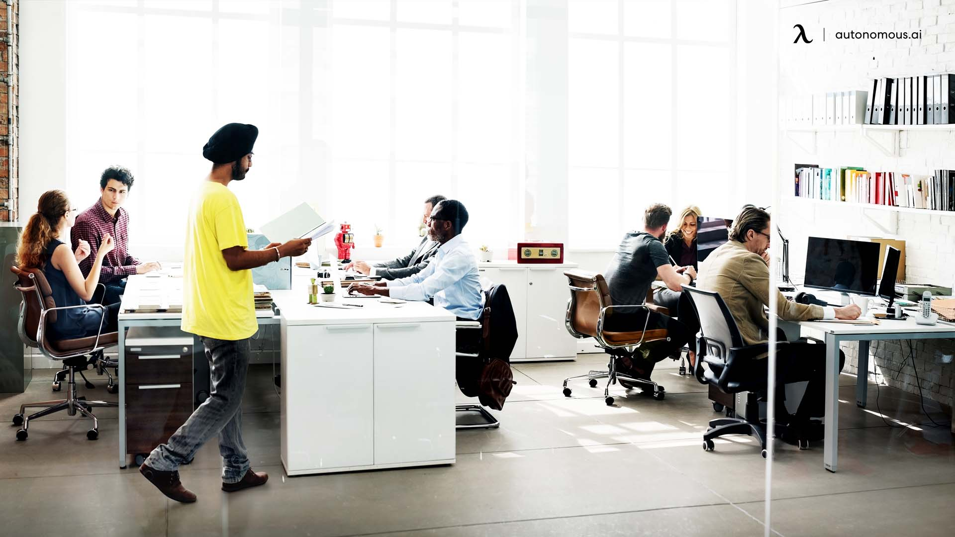Improve Workplace Conditions