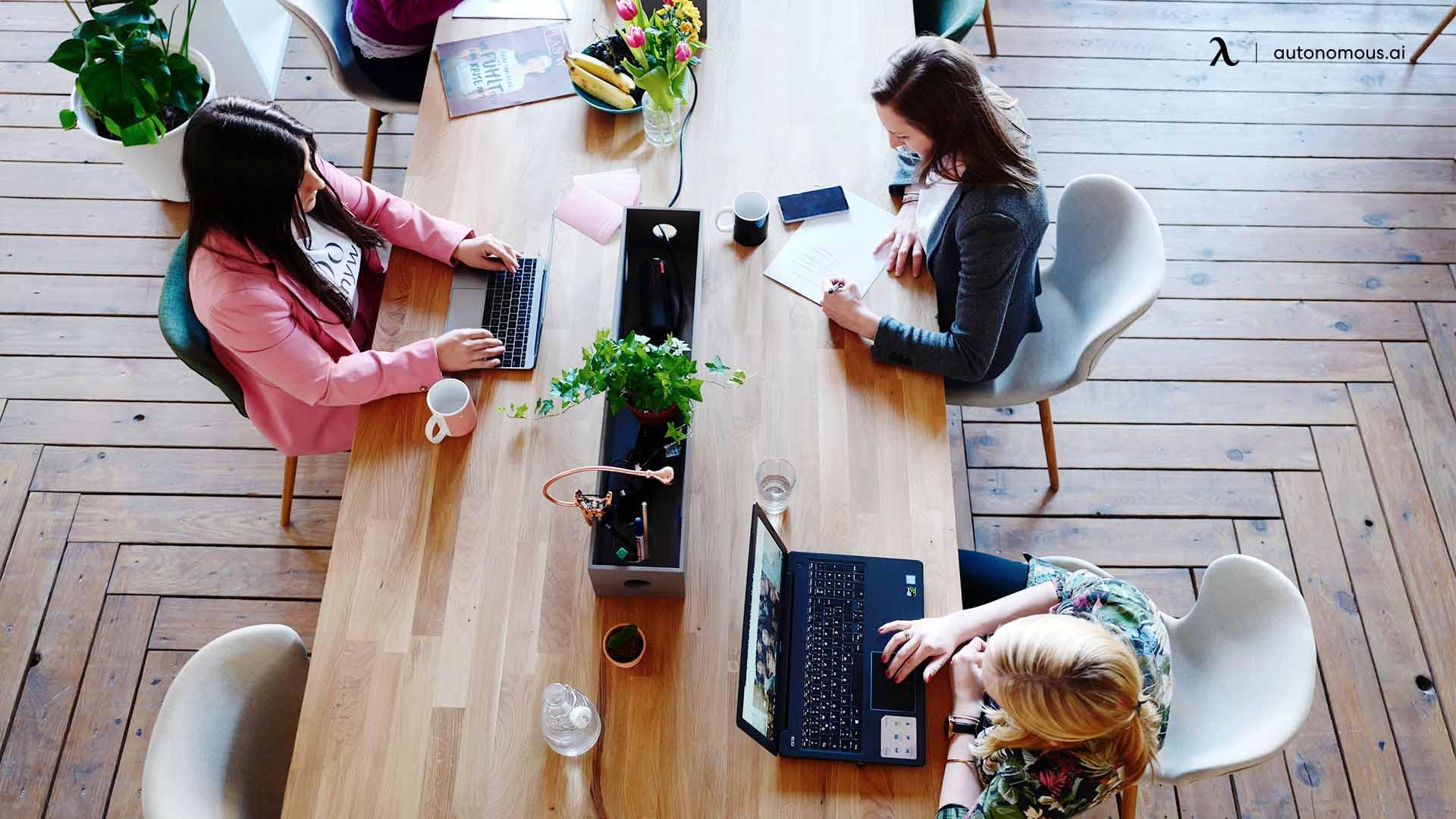 Benefits of Hot Desking Furniture Solutions
