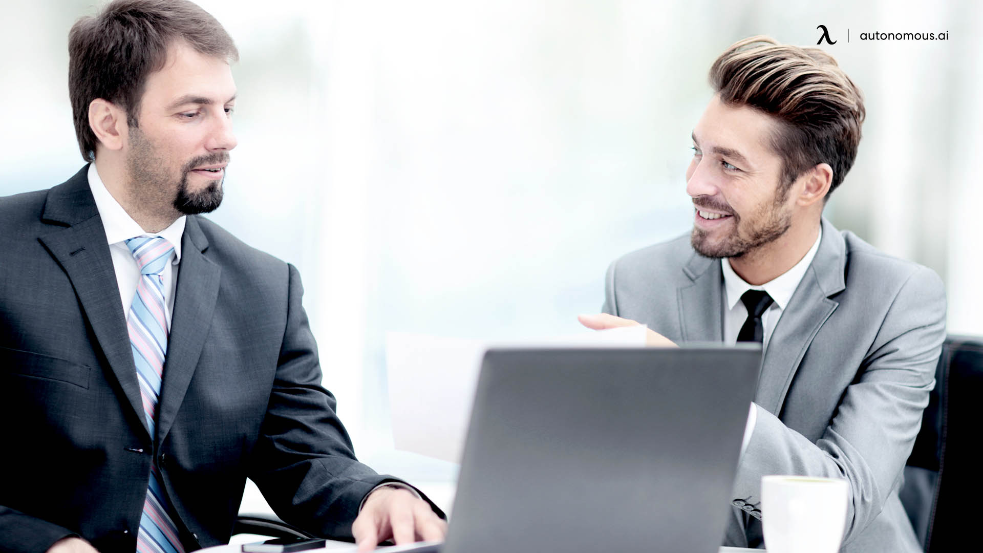 Established Strong, Working Good Customer Relationships