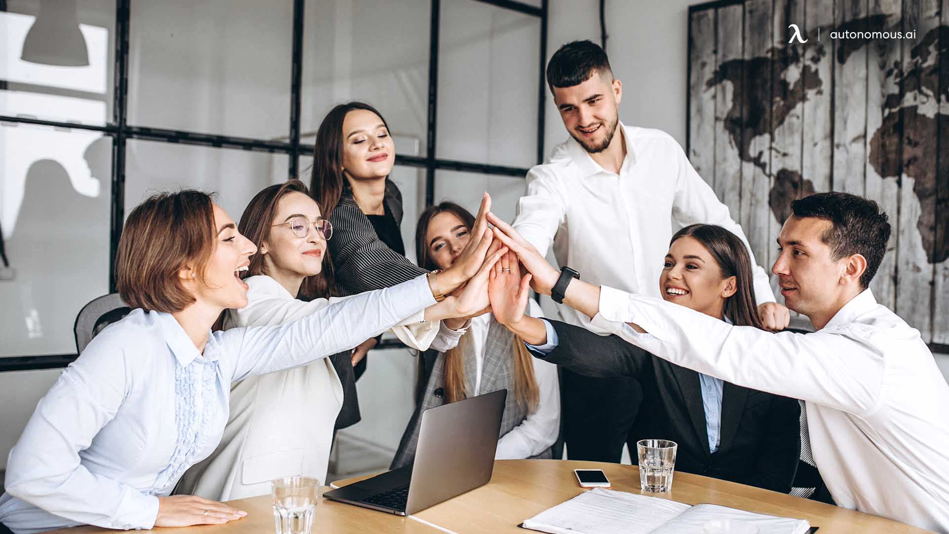 How Creating a Positive and Productive Work Environment