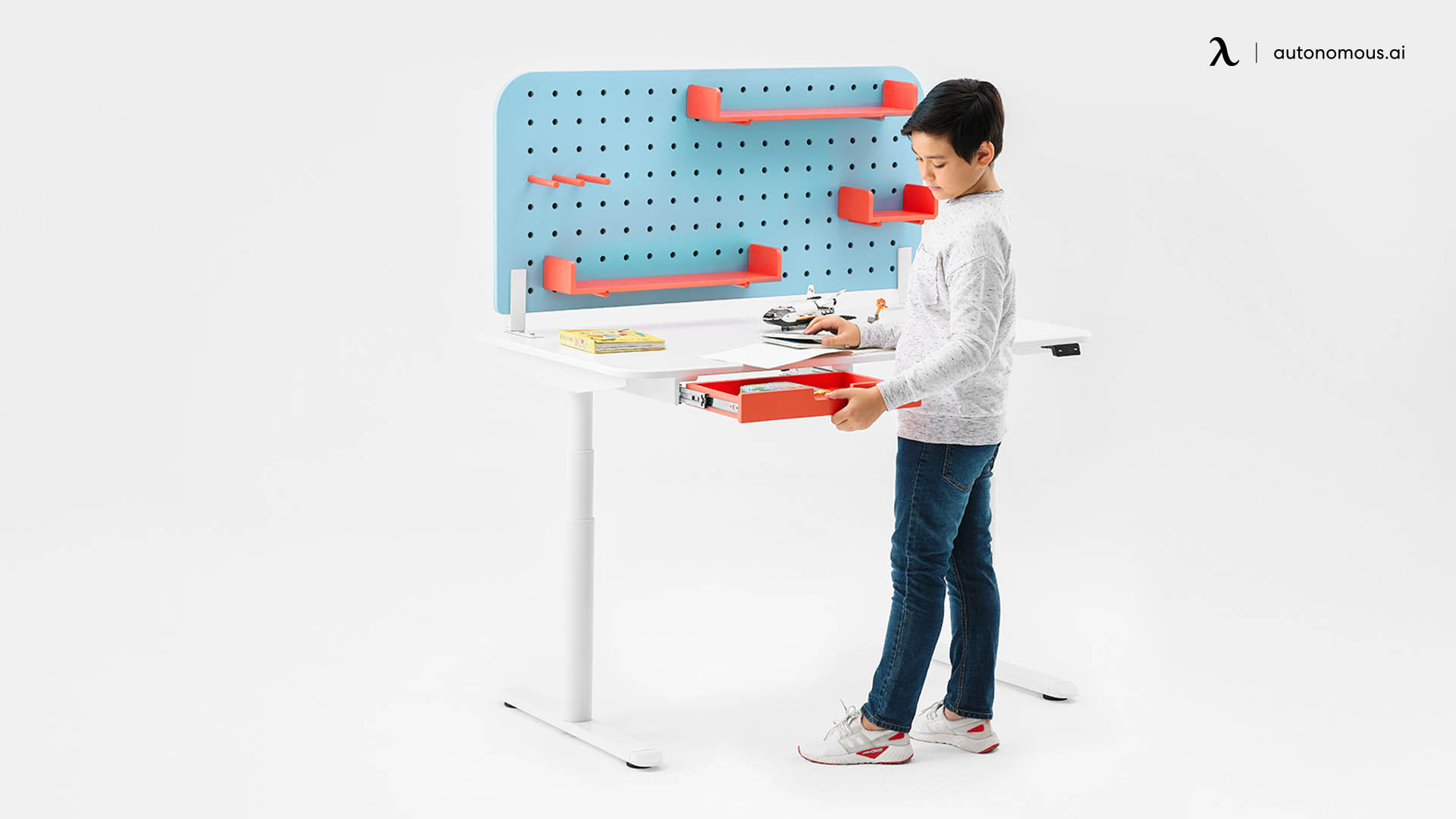 What Are the Best Height-Adjustable Desks for Kids?