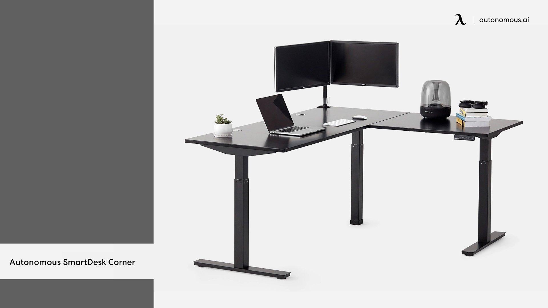 Autonomous Corner Desk