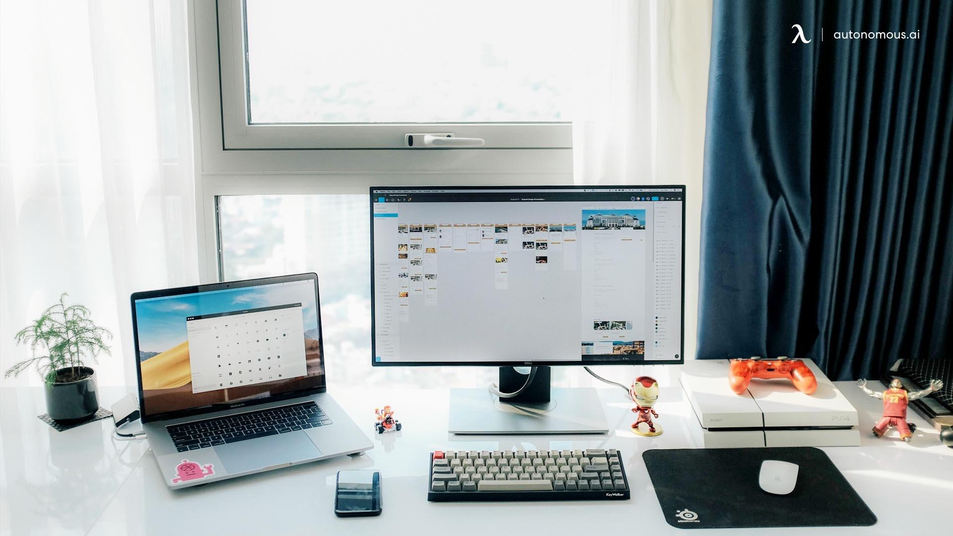 4 Best Lighting for Computer Desk Tips – Home Office Solution