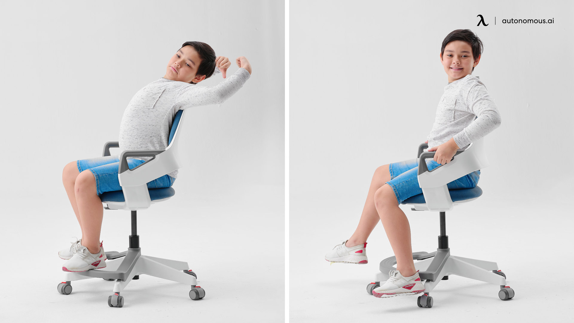 An Ergonomic Chair That Grows with Your Child