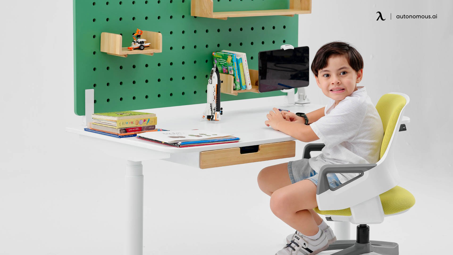 A Comfortable Ergonomic Chair Your Child Is Going to Want to Sit In