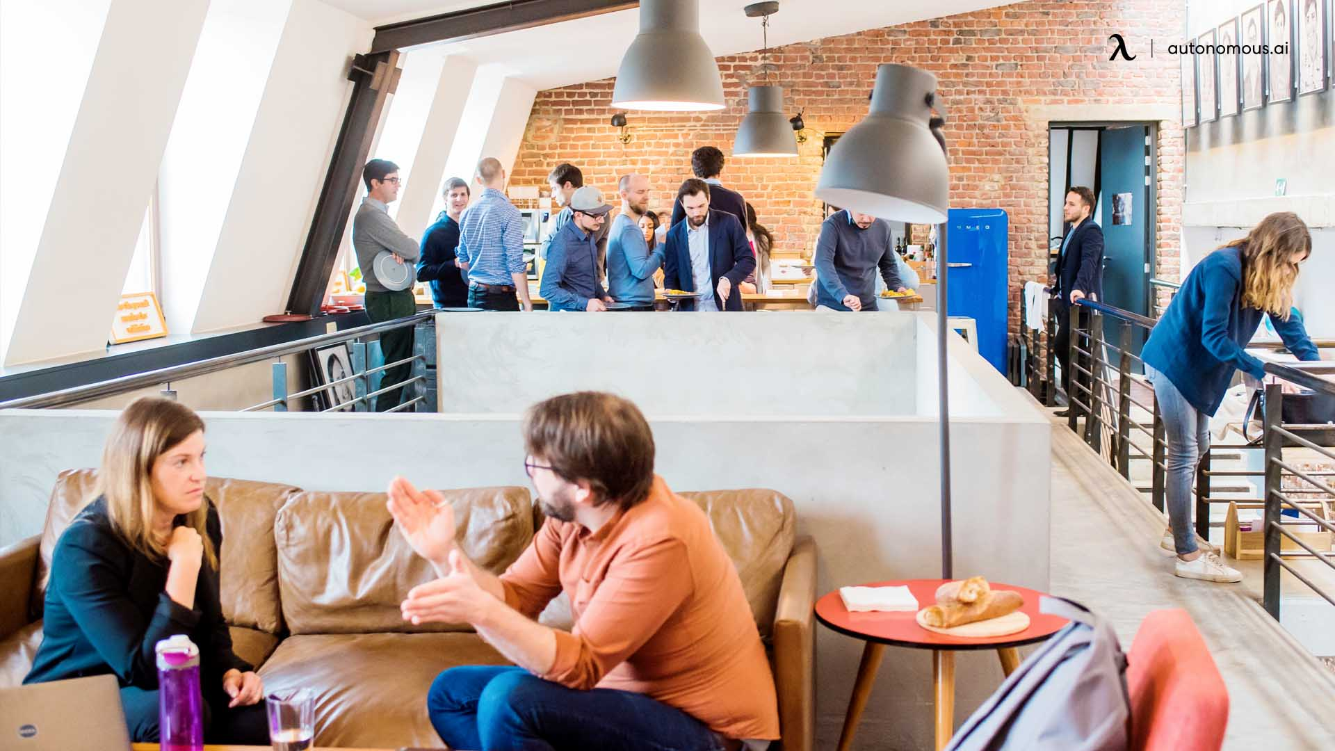 Difference between Shared Workspace and Co-Working Space
