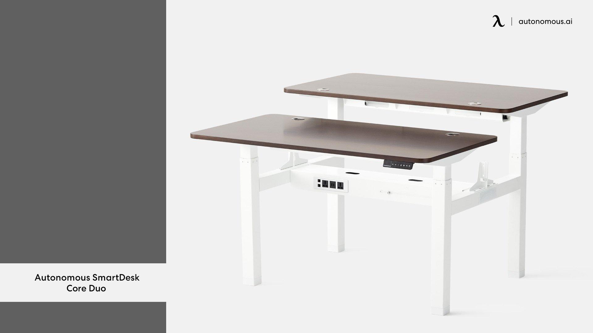 Autonomous SmartDesk Core Duo (Double Desk)