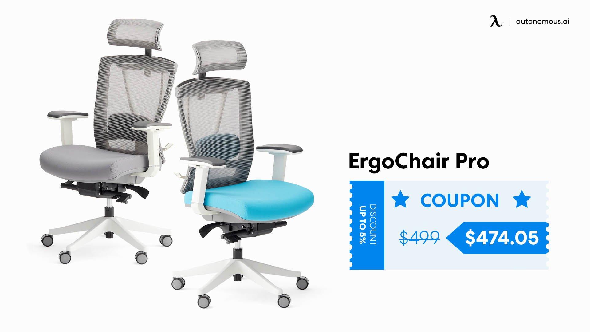 ErgoChair Pro