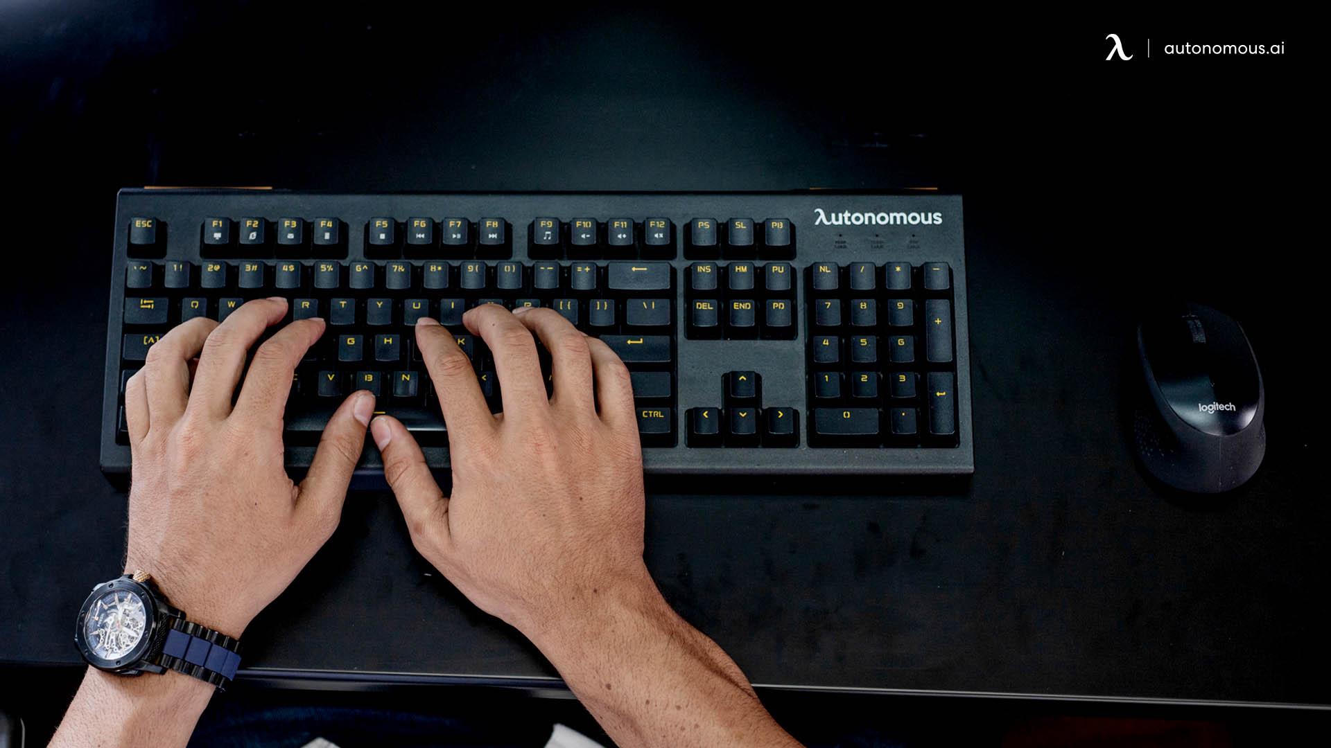what is ergonomic keyboard