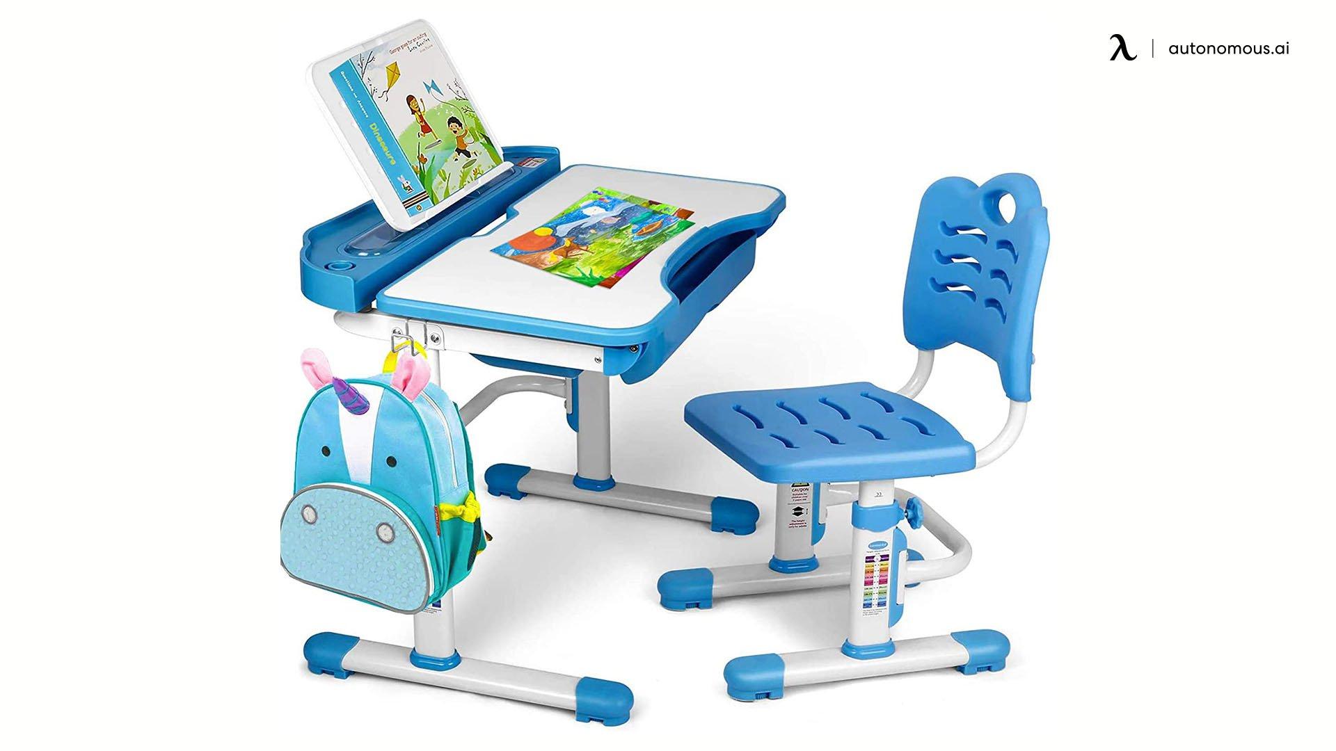 SIMBR Kids Desk and Chair Set