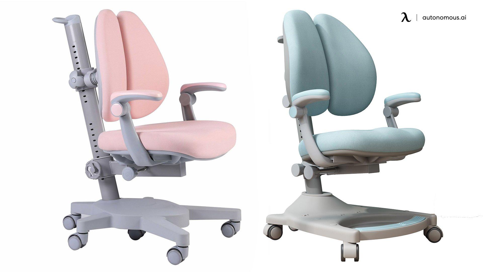 QualiSky Child's Ergonomic Adjustable Study Desk Chair