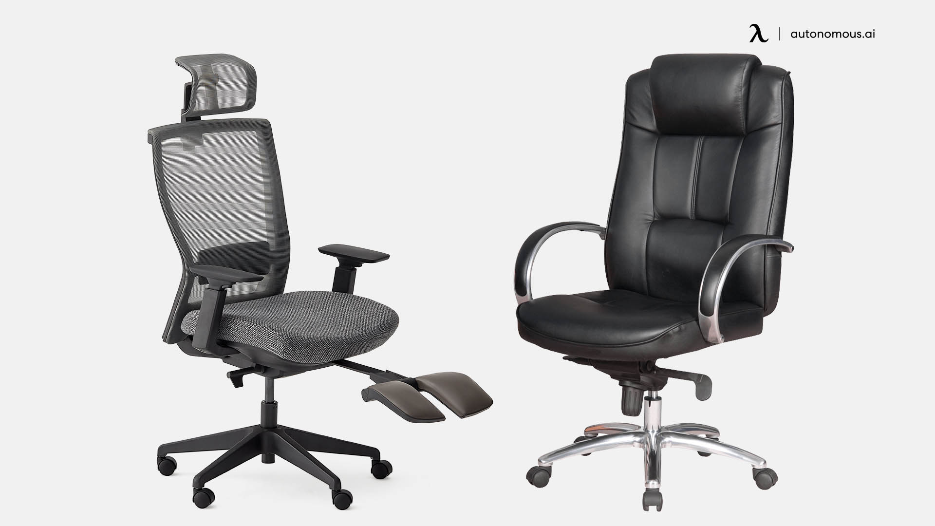 Mesh Chairs vs Leather Chairs