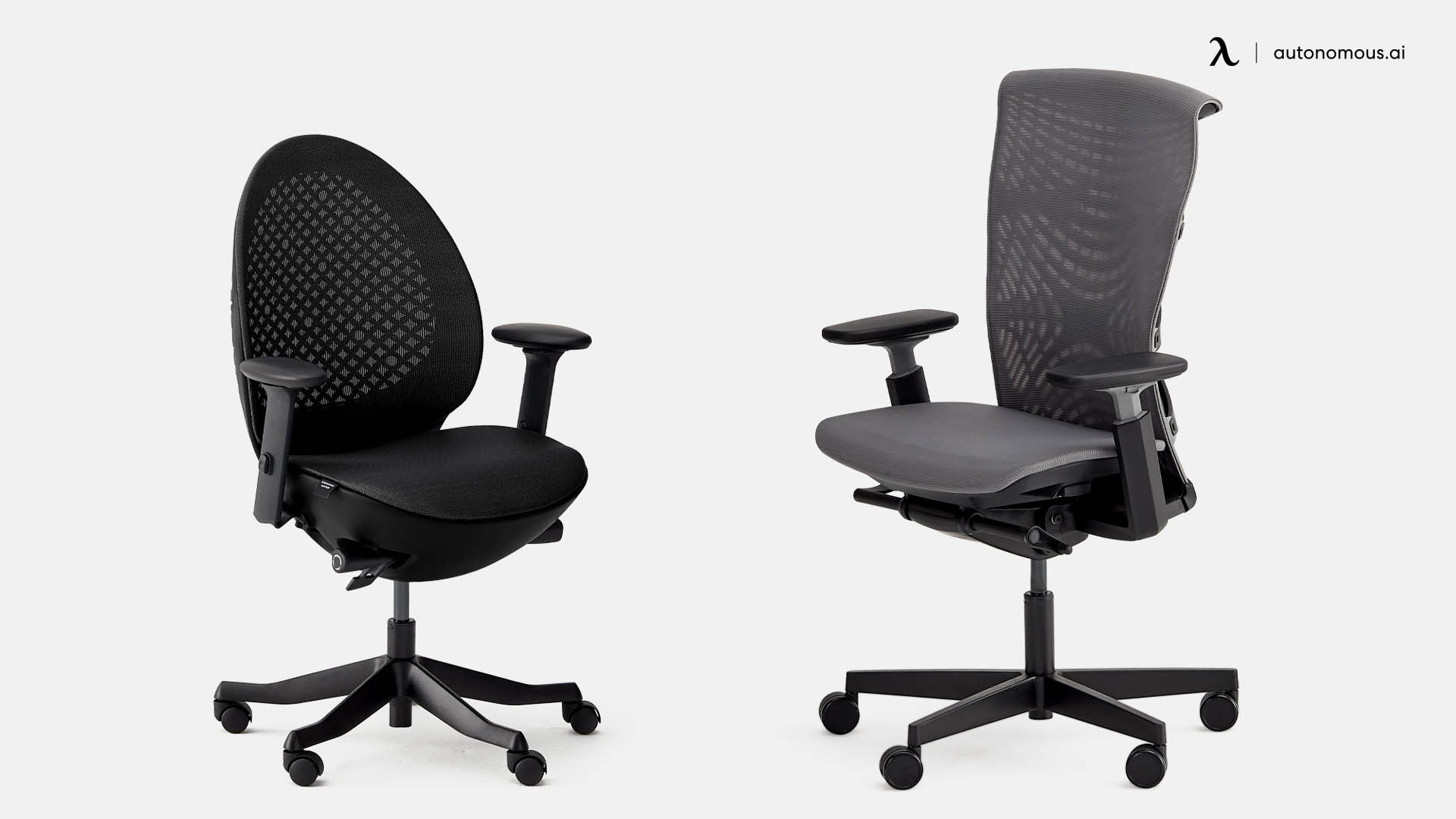 Mid Back vs High Back Mesh Office Chairs