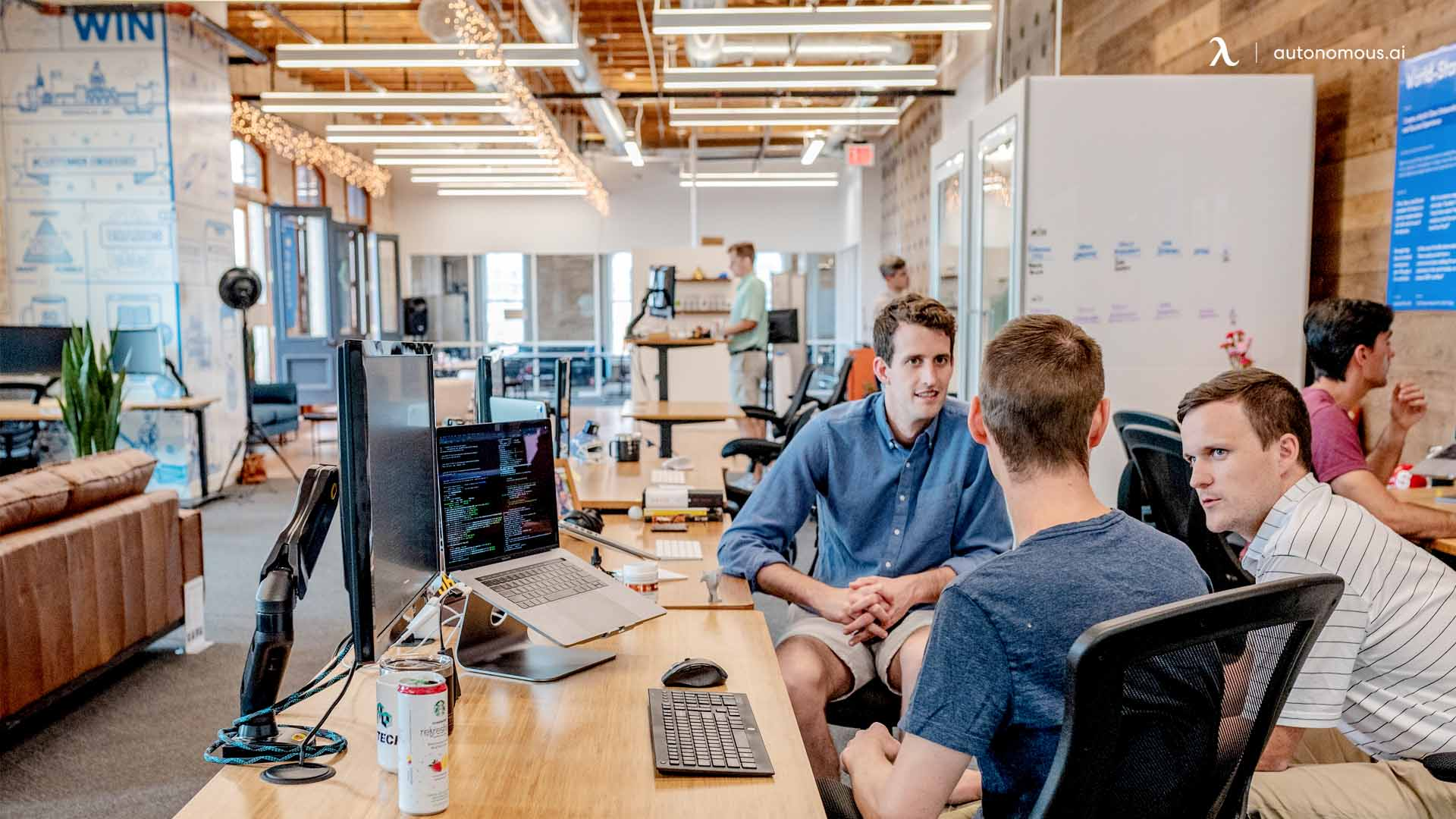What is a Collaborative Working Space?