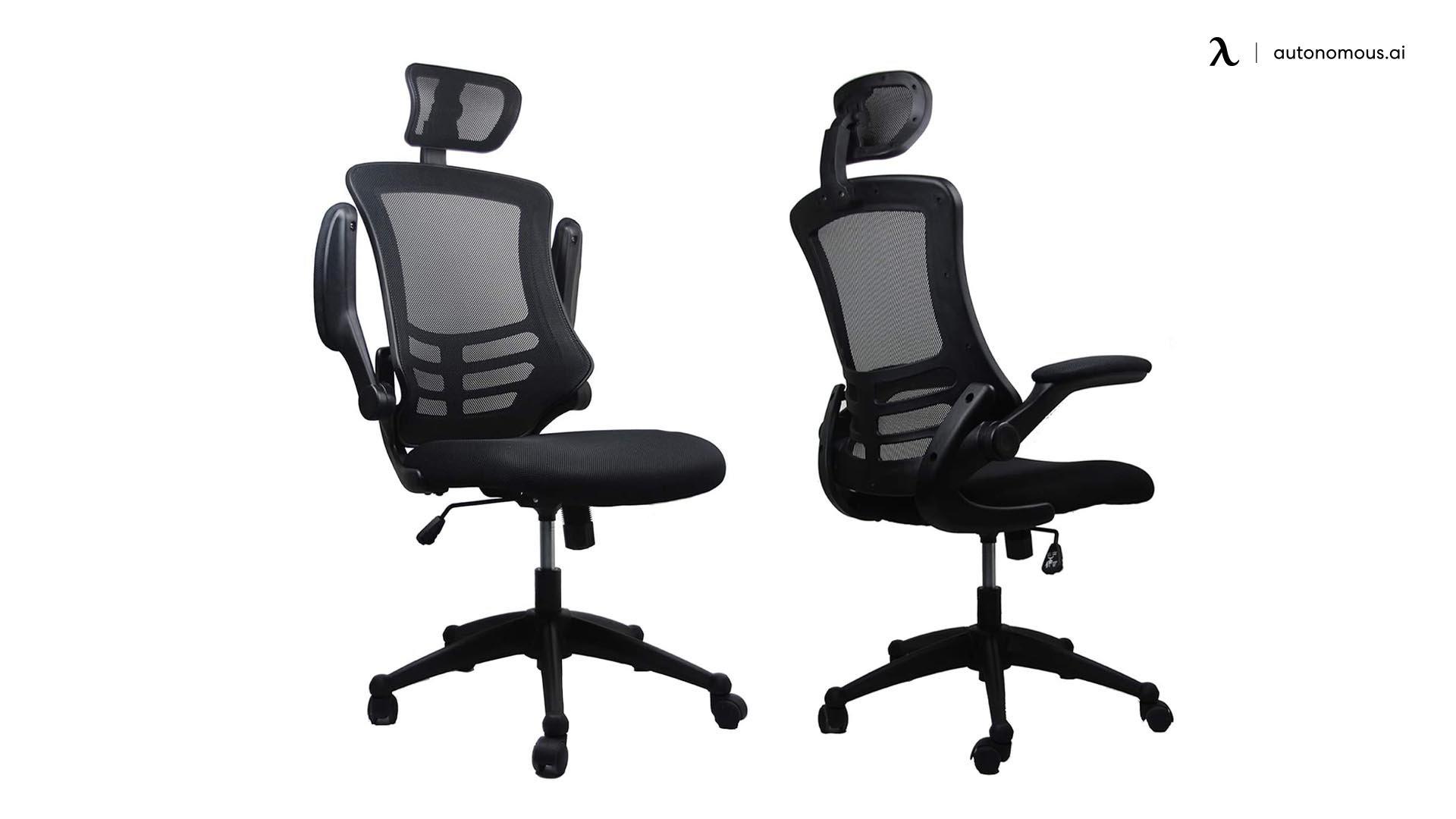 Techni Mobili Modern High Back Mesh Chair
