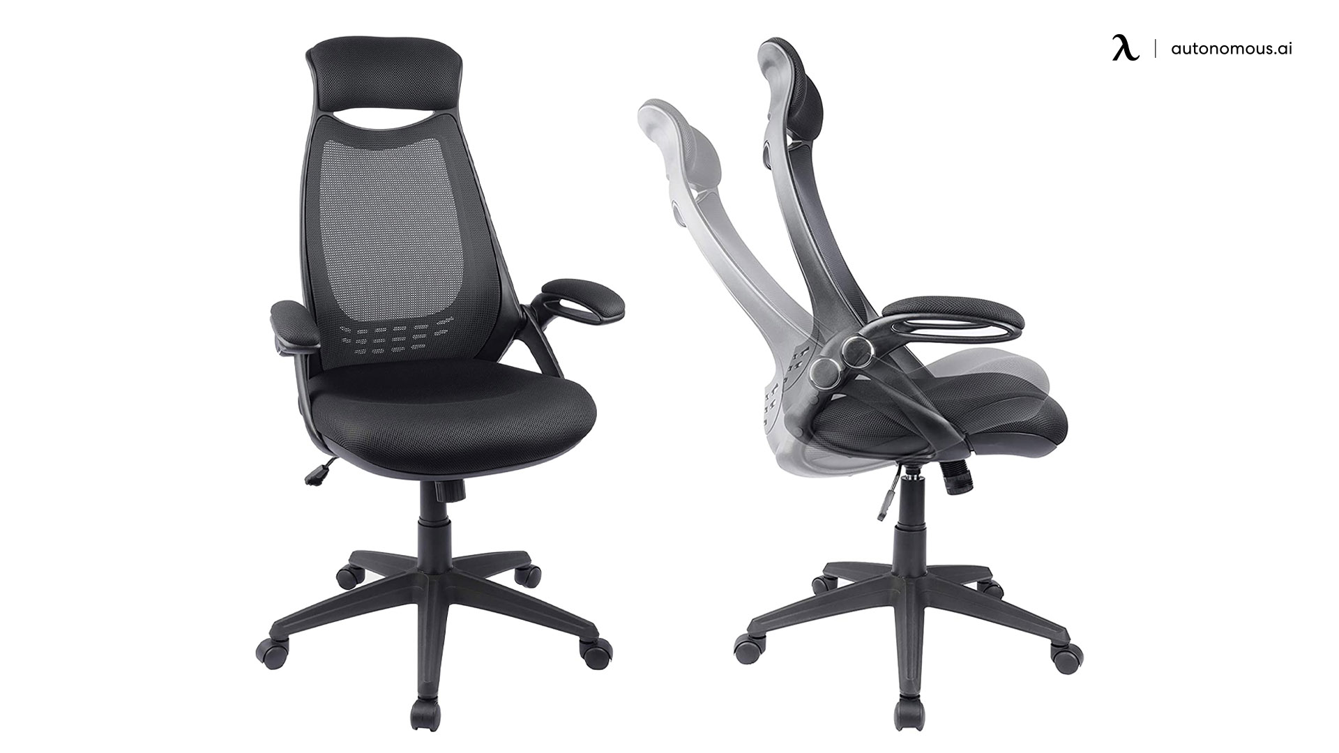 HYLONE Big and Tall Desk Chair