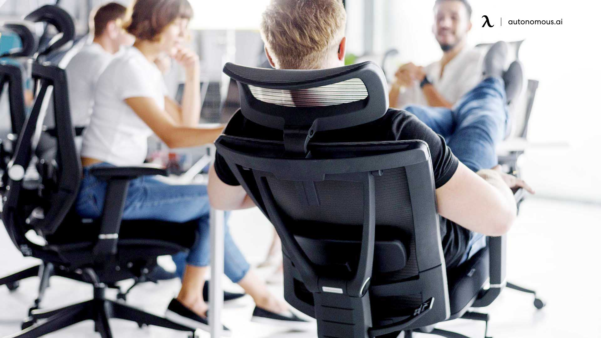 Benefits of a High Back Office Chair