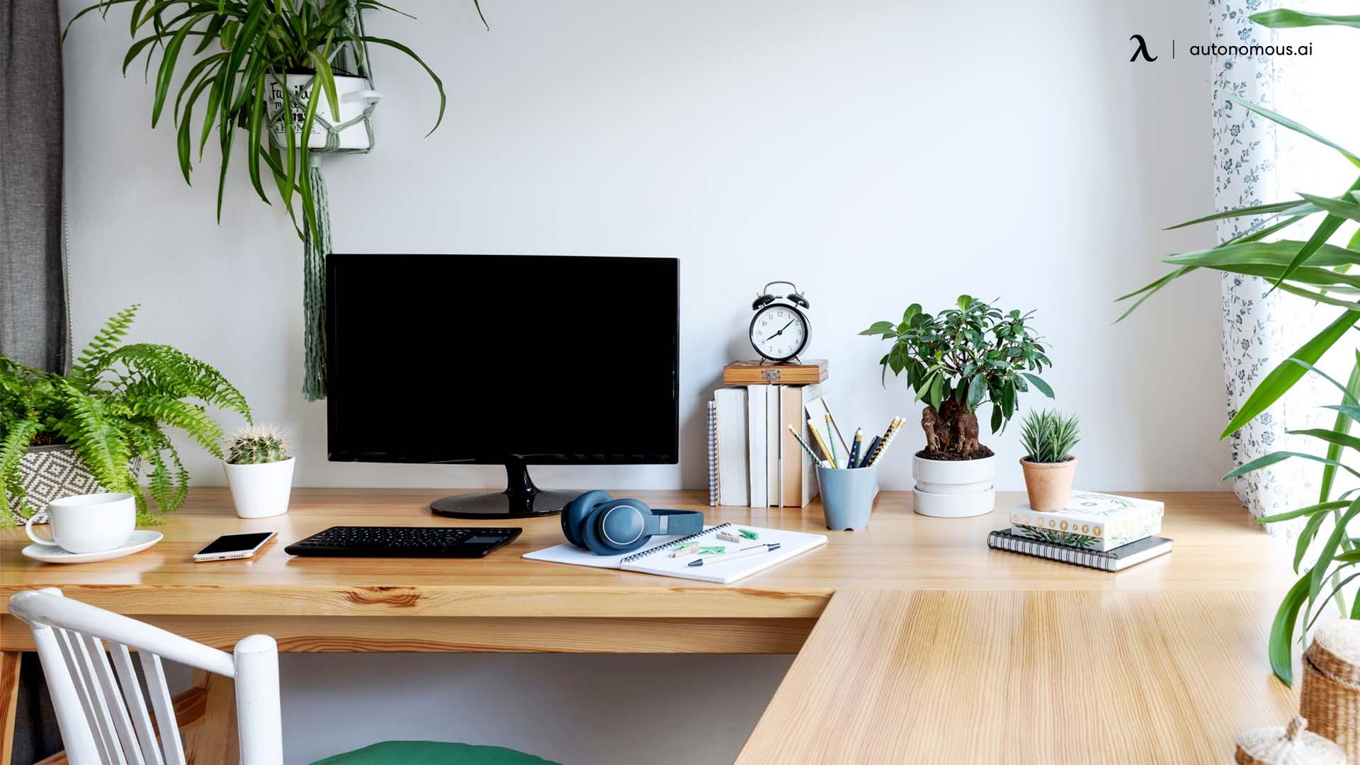 Non-Adjustable Desk
