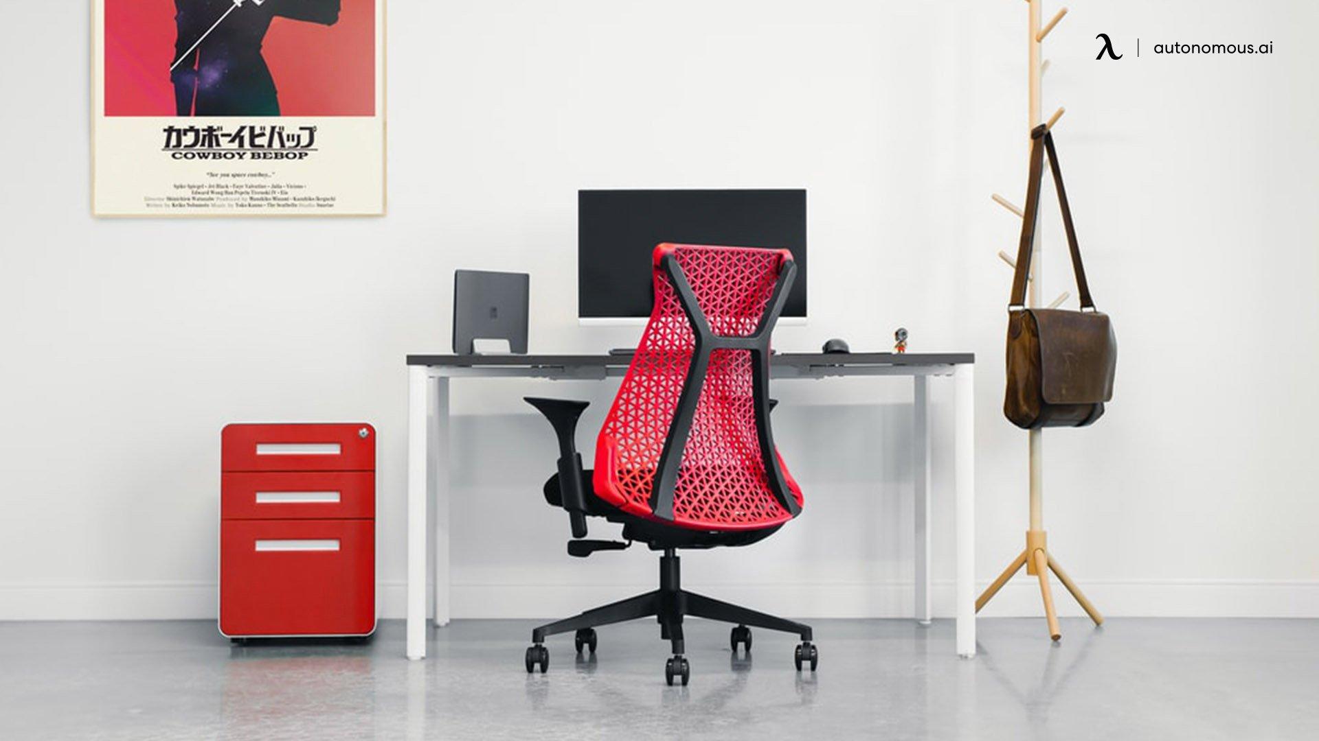 Keep up with the minimalist setup!