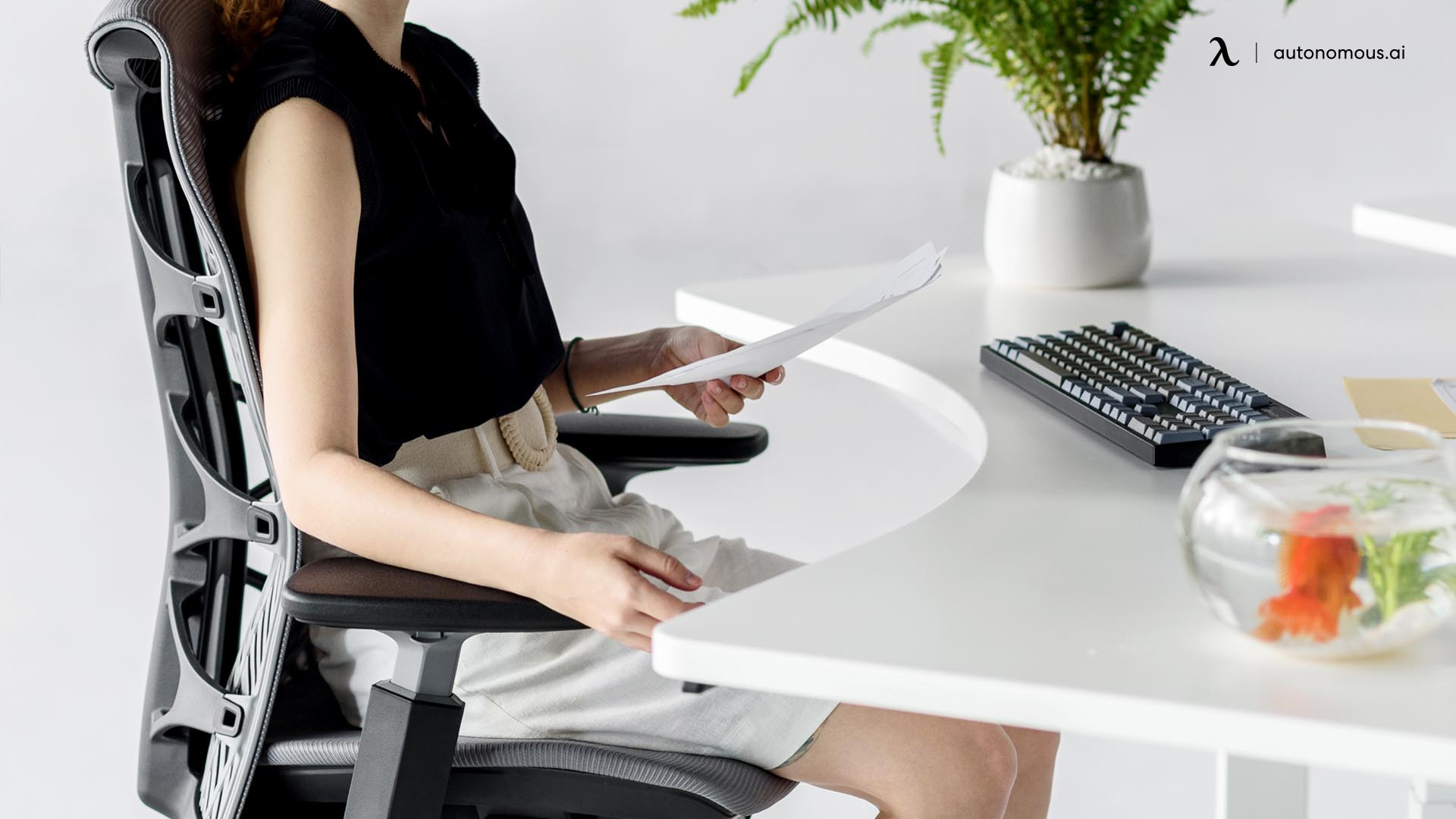 Sit-Stand Adjustable Desks