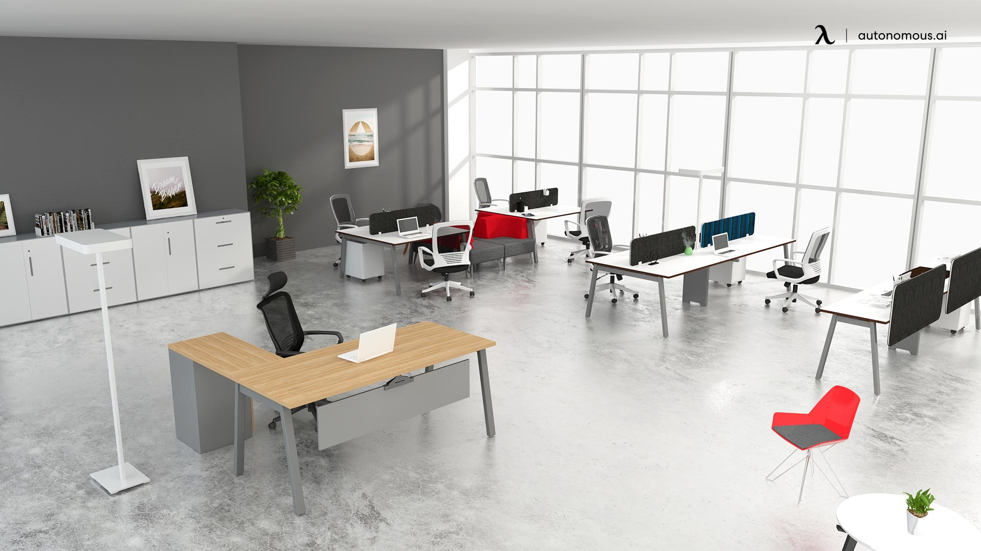Re-evaluate your Office Design!