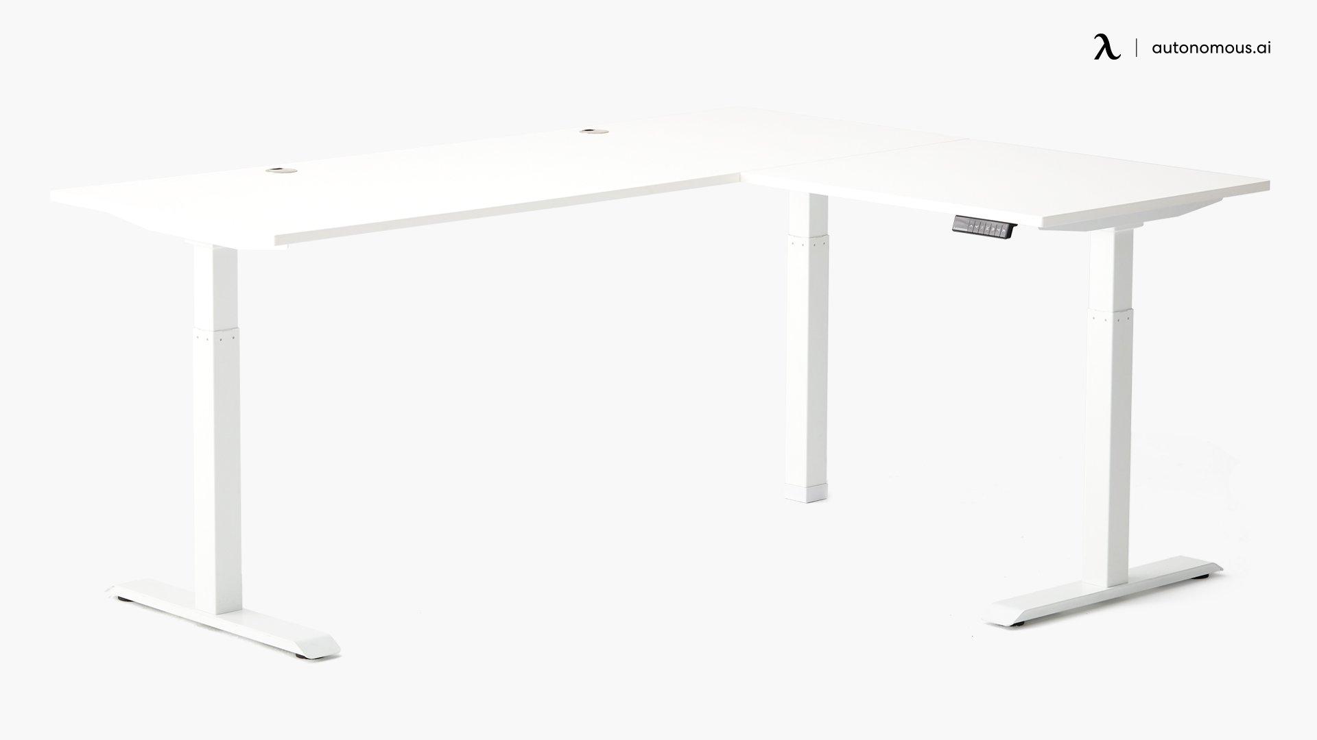 Best L-shaped Executive Desks for Your Business 2021
