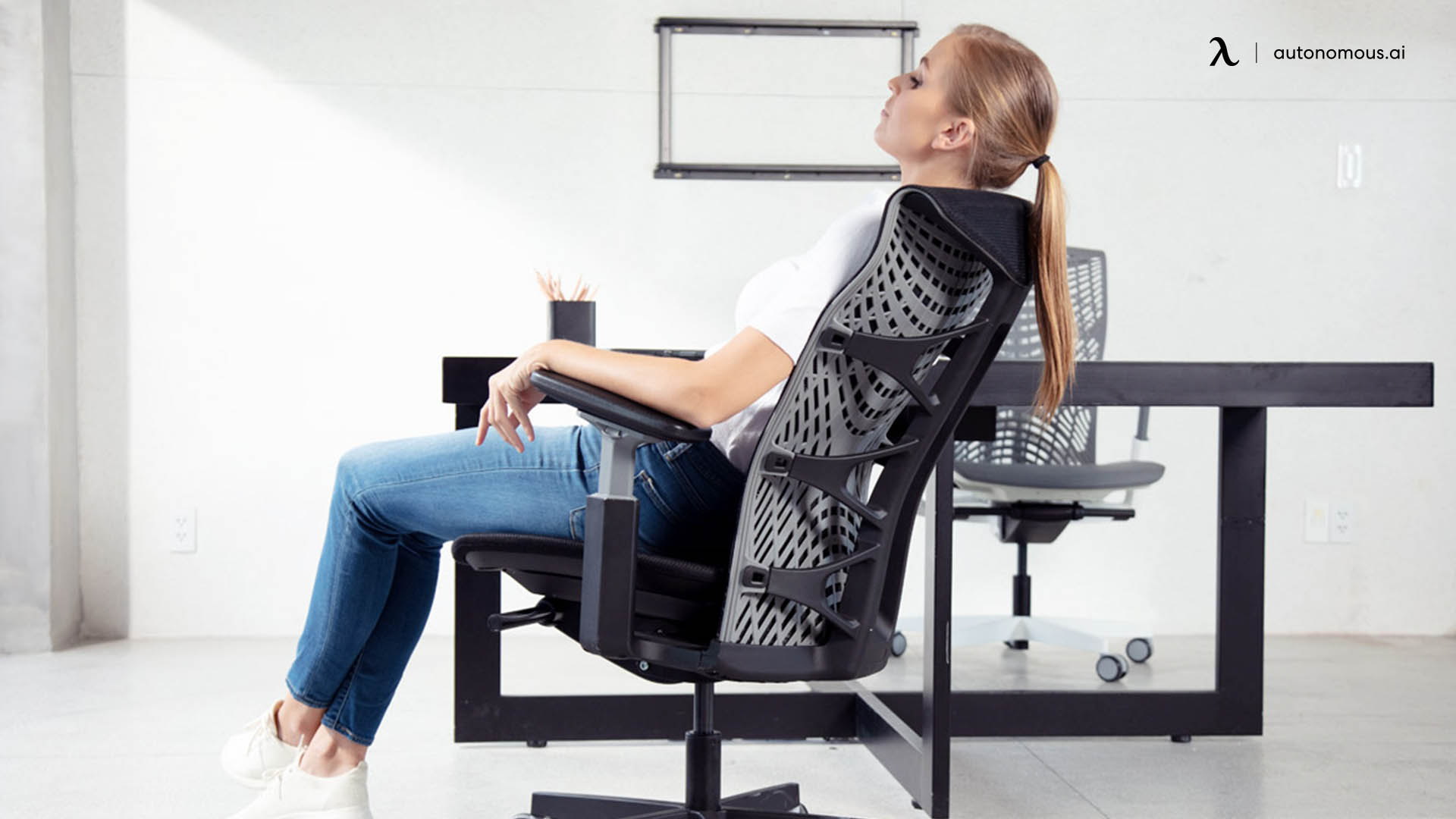 Chair height measurement