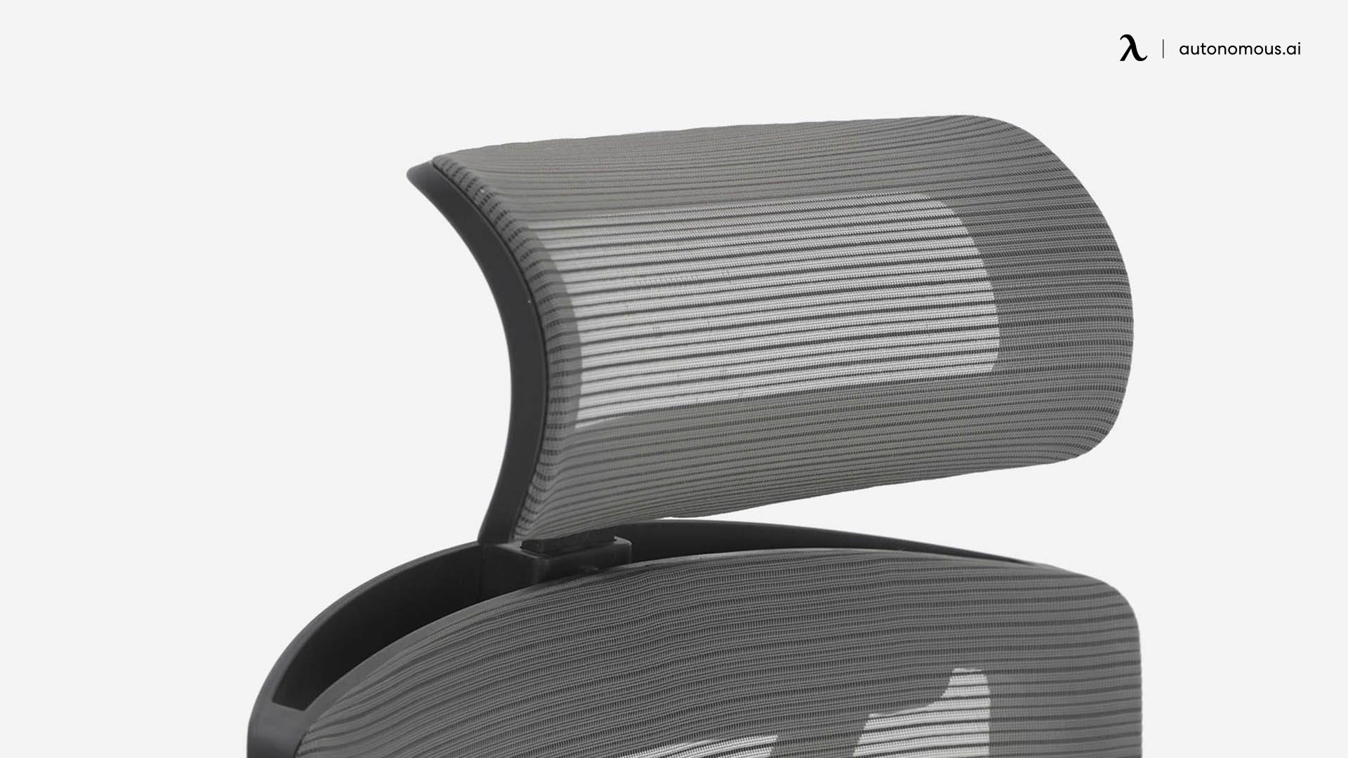 ergonomic chair with neck support