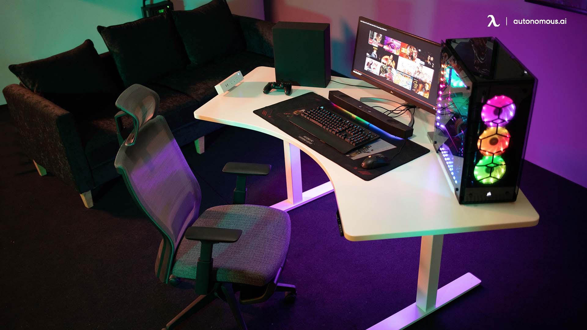 Ultimate Tech Gaming Setup